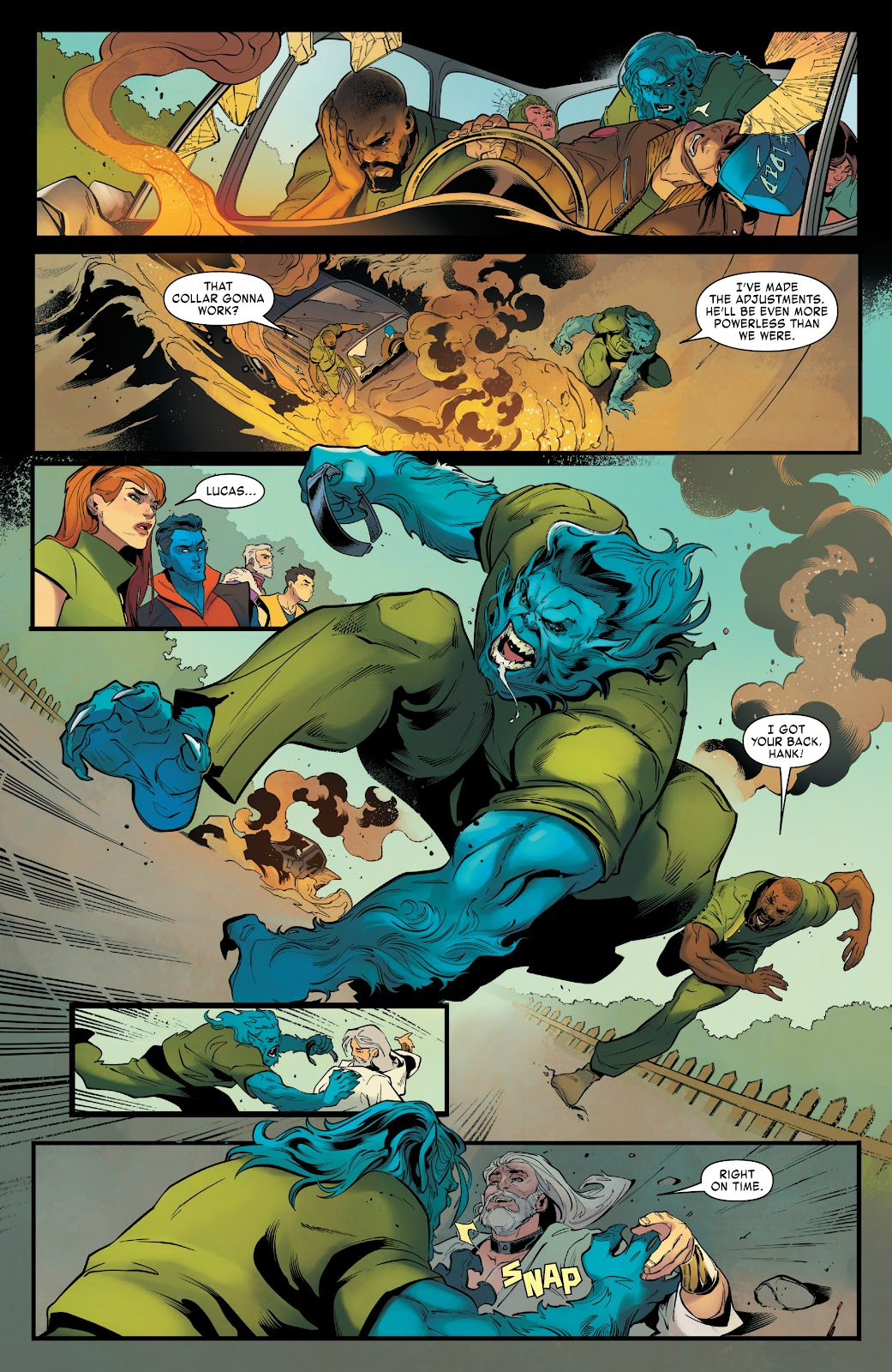 Read online Age of X-Man Omega comic -  Issue # Full - 16