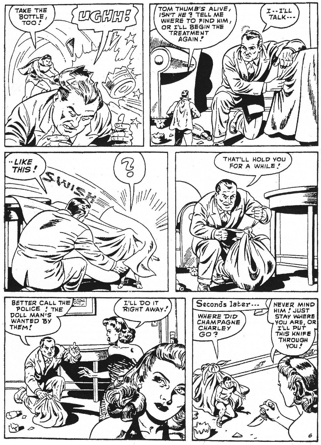 Read online Men of Mystery Comics comic -  Issue #65 - 15