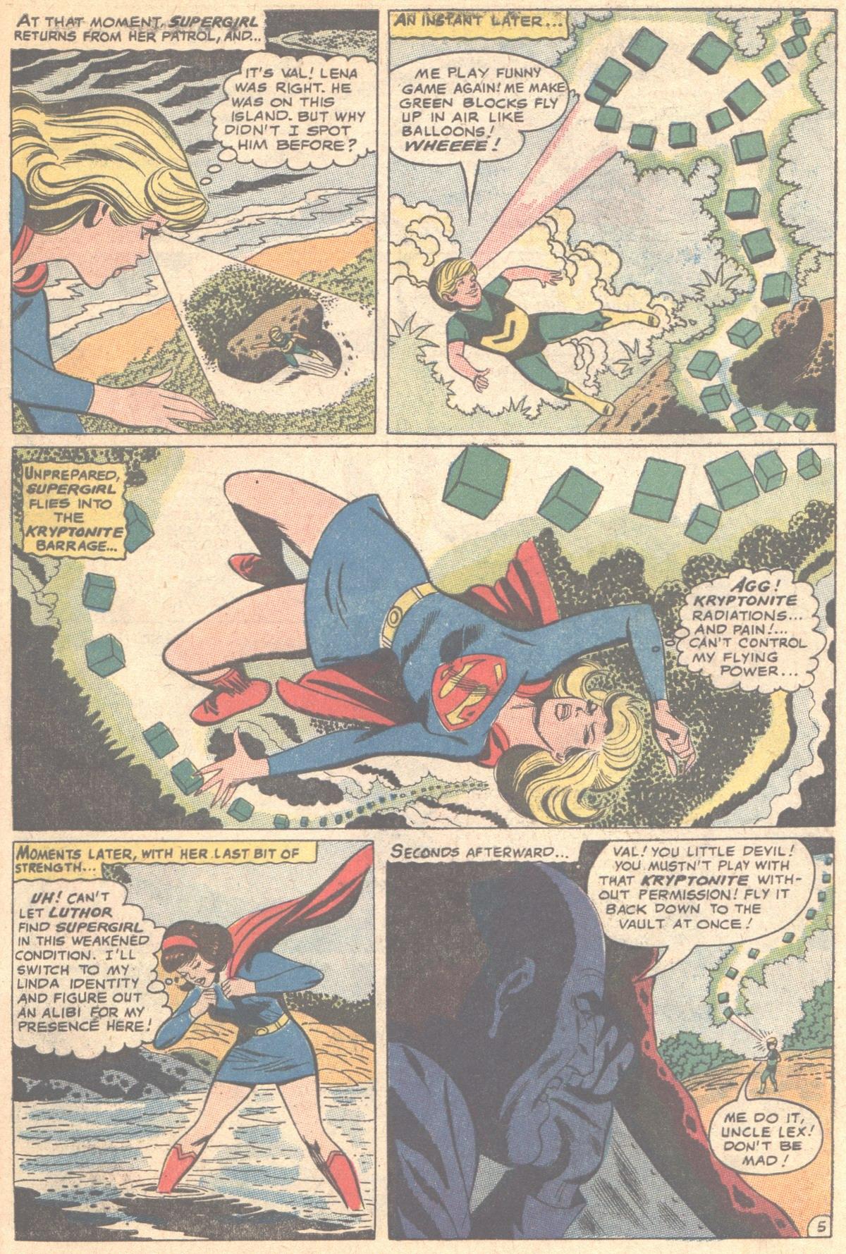 Read online Adventure Comics (1938) comic -  Issue #388 - 7