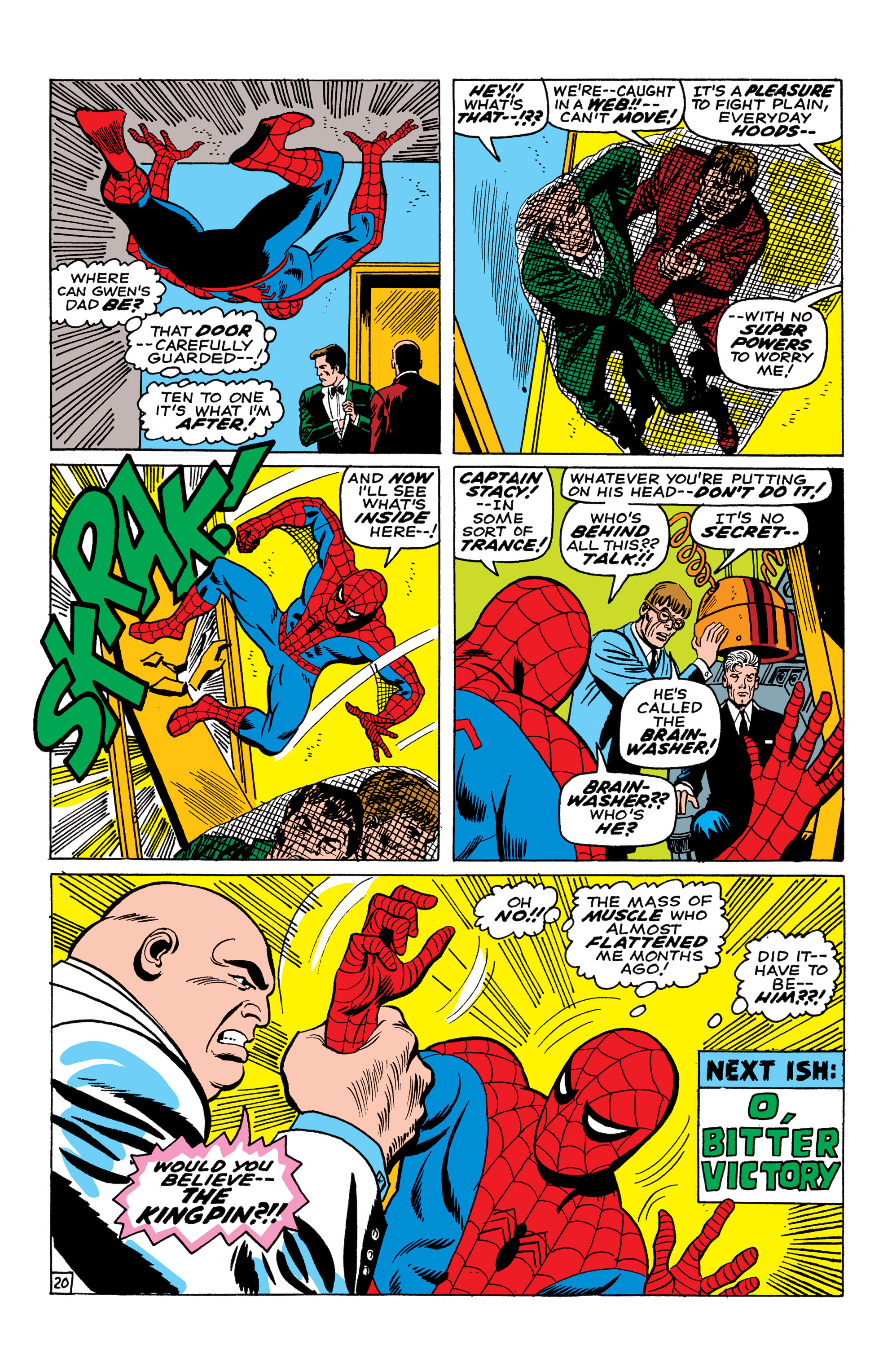 The Amazing Spider-Man (1963) 59 Page 20