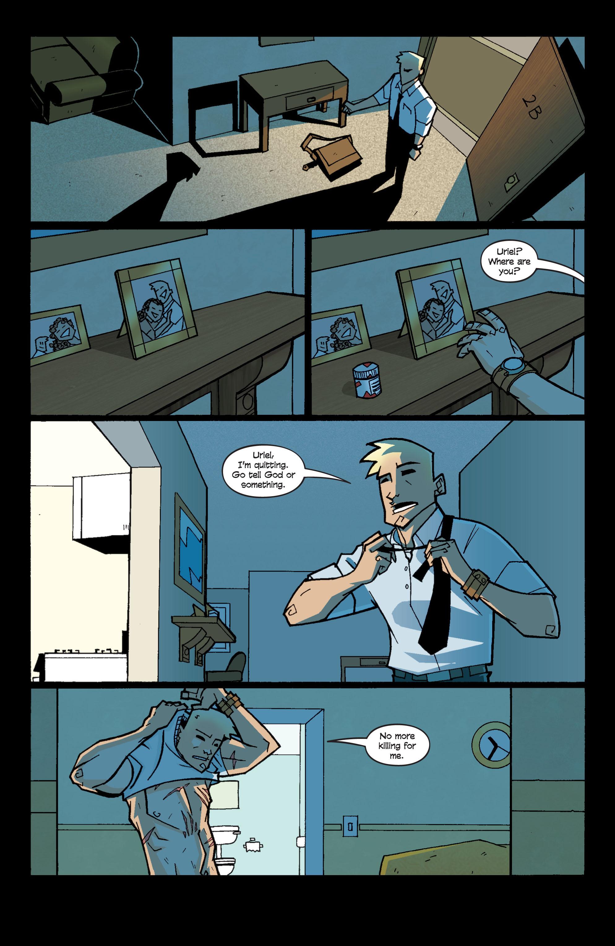 Read online Killer Of Demons comic -  Issue #1 - 33