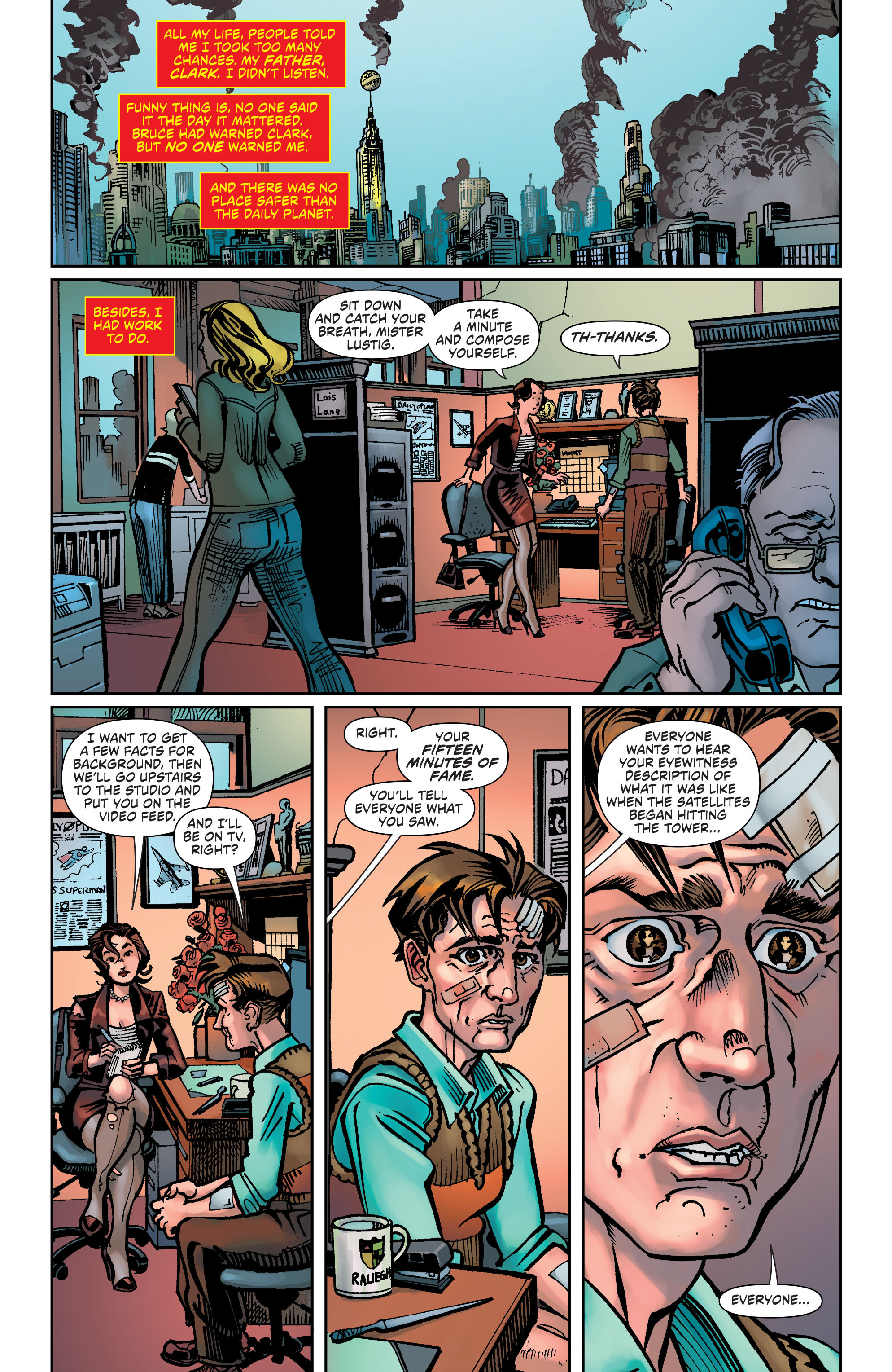 Read online Worlds' Finest comic -  Issue #32 - 6