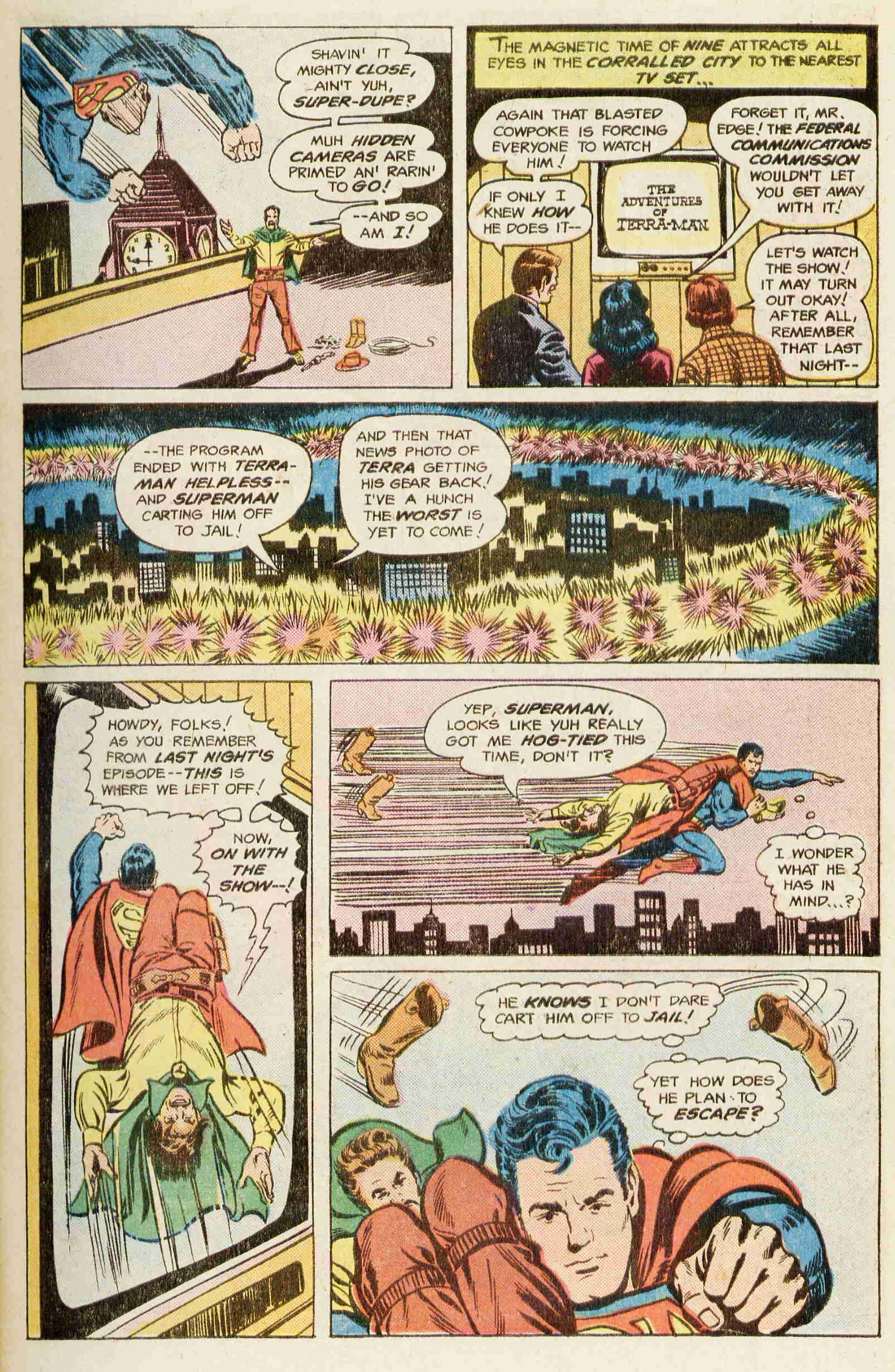Read online Action Comics (1938) comic -  Issue #469 - 9
