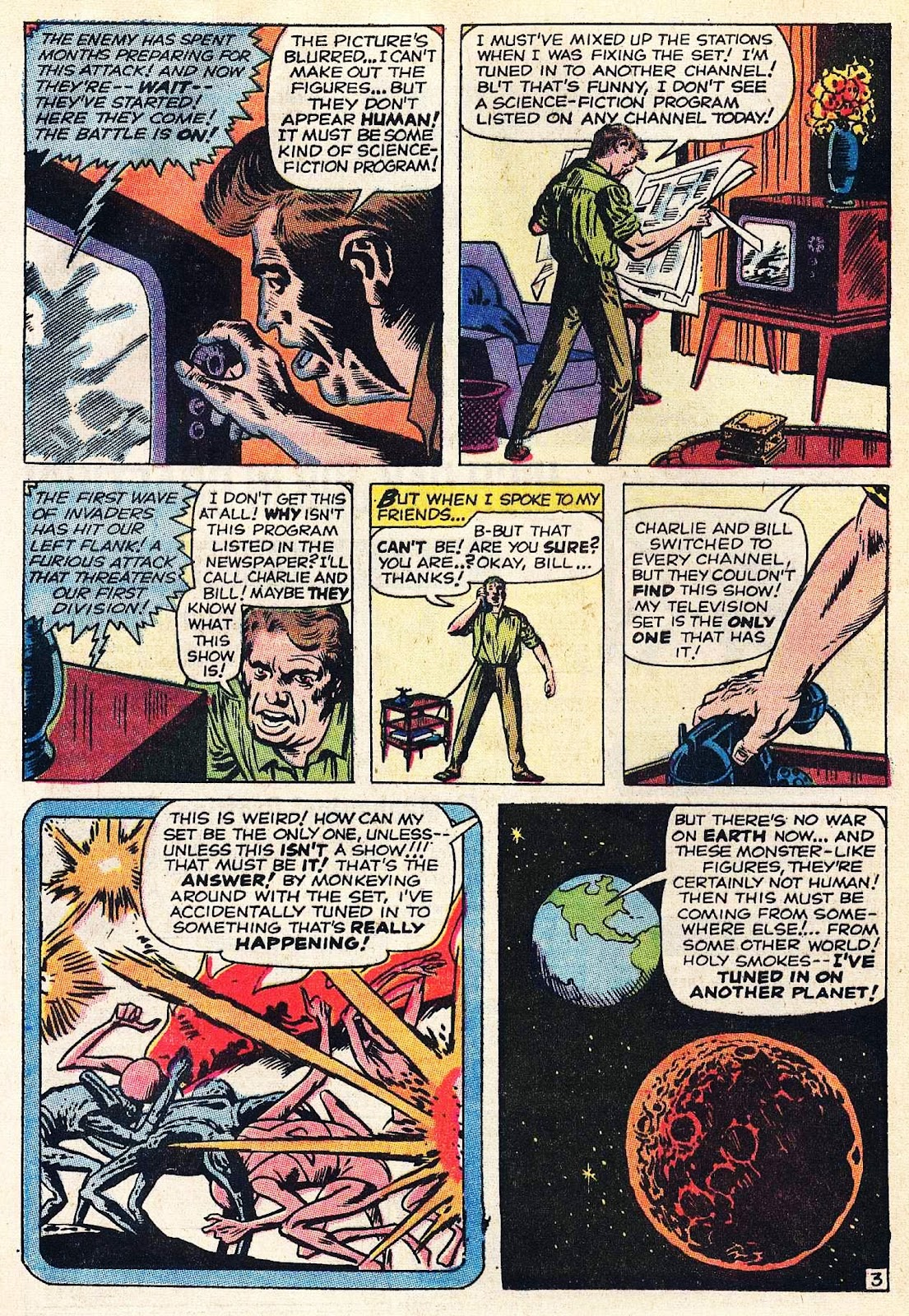 Where Monsters Dwell (1970) issue 9 - Page 17
