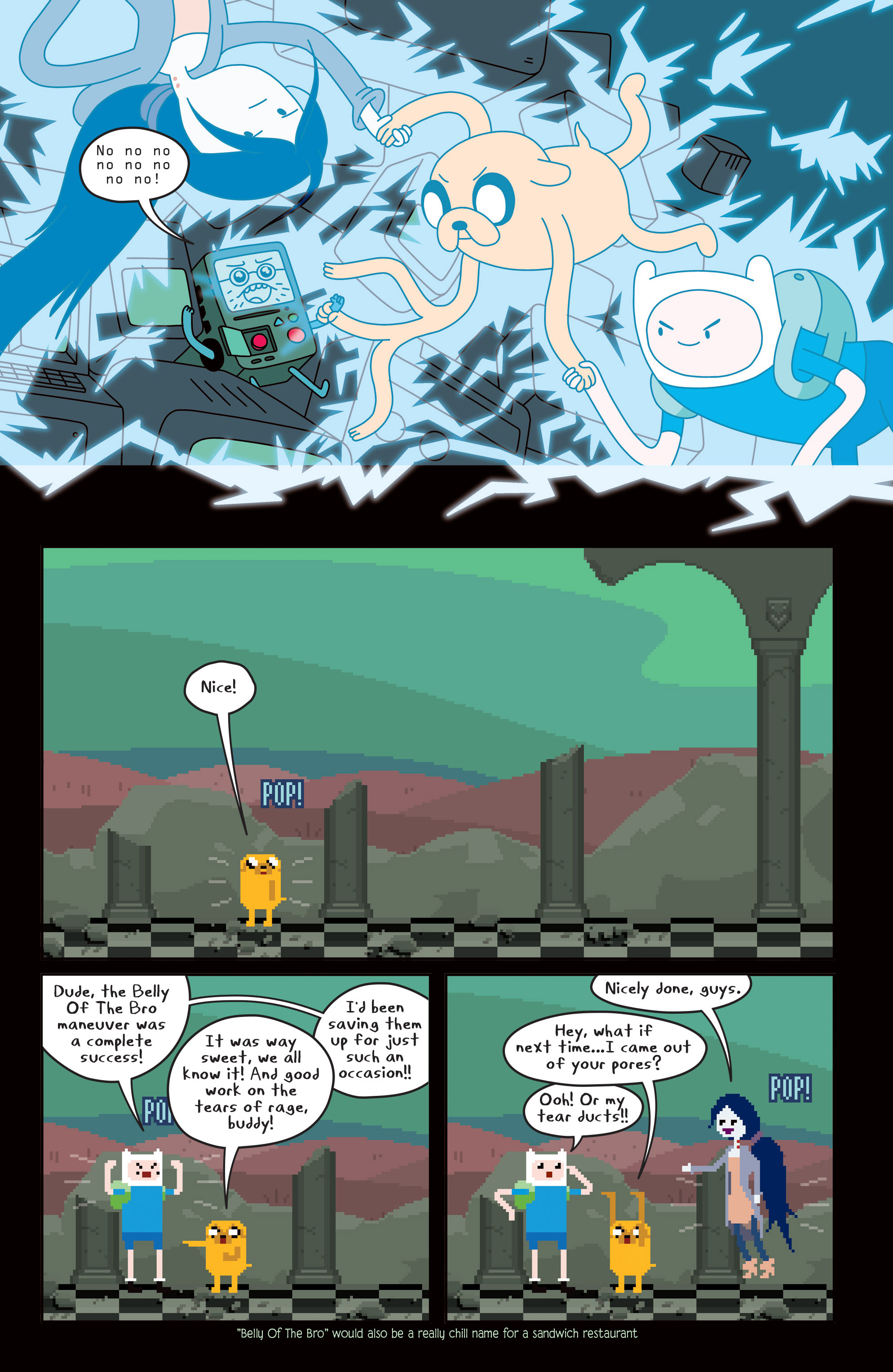 Read online Adventure Time comic -  Issue #Adventure Time _TPB 3 - 75