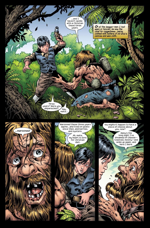 Read online Treasure Island comic -  Issue #3 - 12