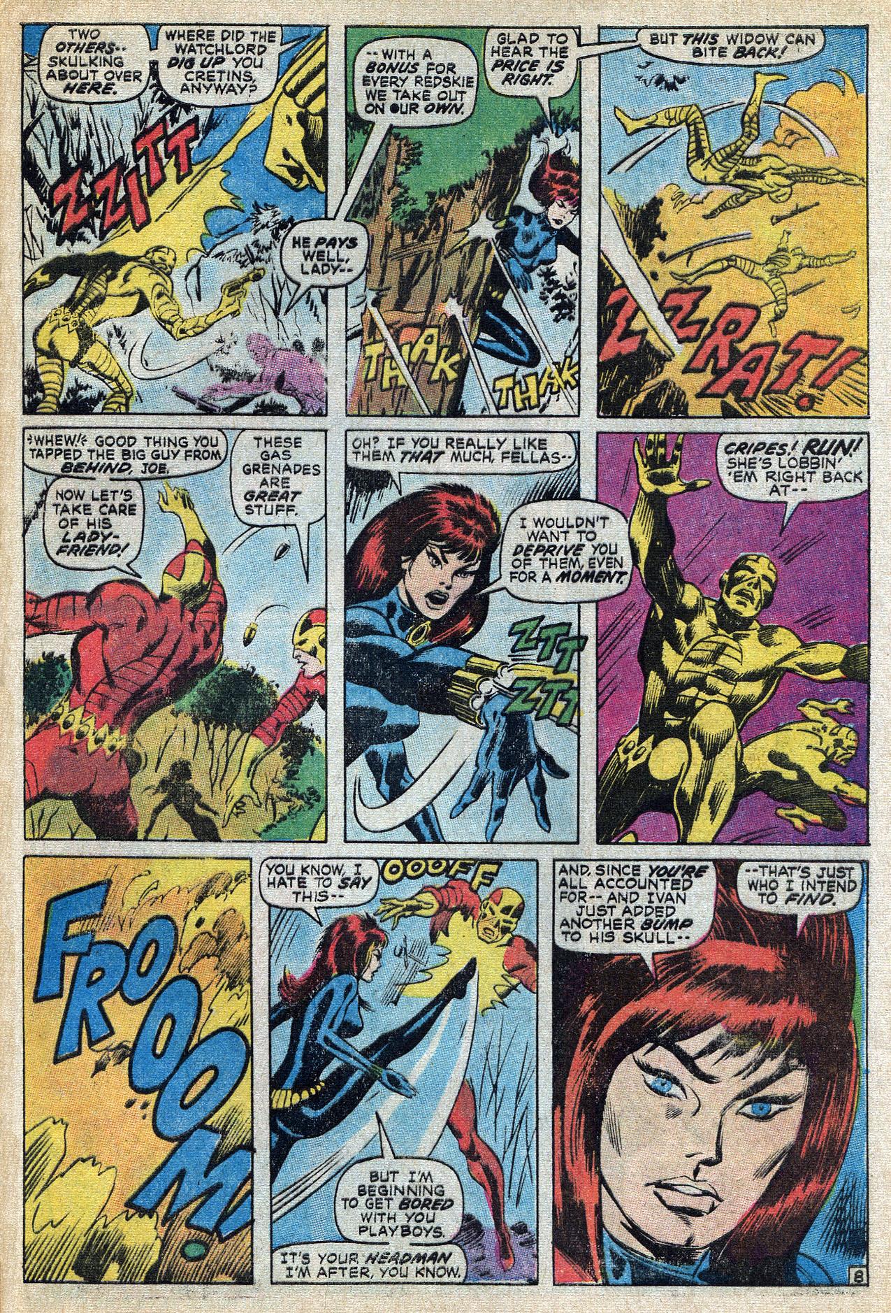 Read online Amazing Adventures (1970) comic -  Issue #8 - 29