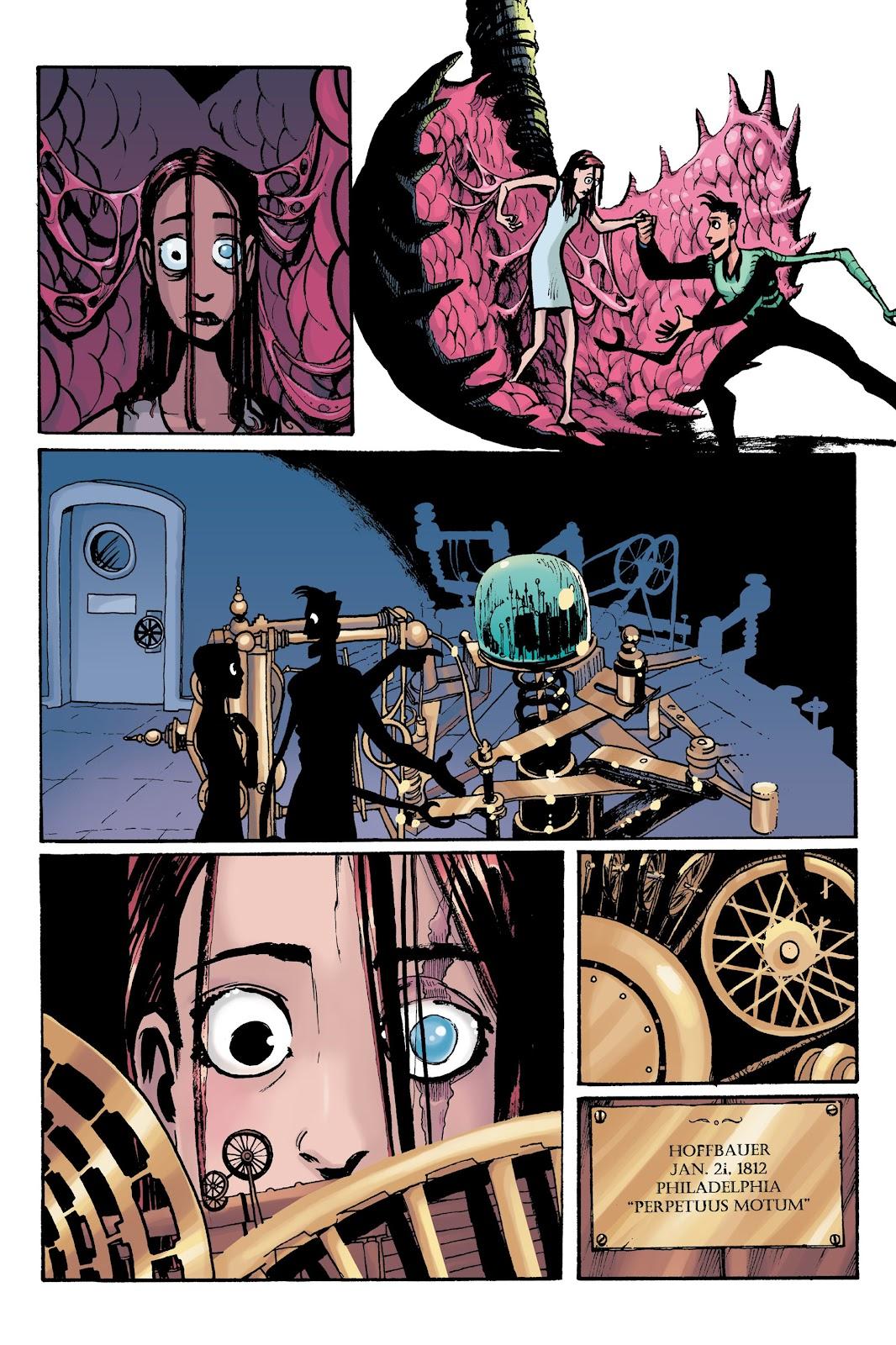 Read online Creature Tech (2019) comic -  Issue # TPB (Part 2) - 5