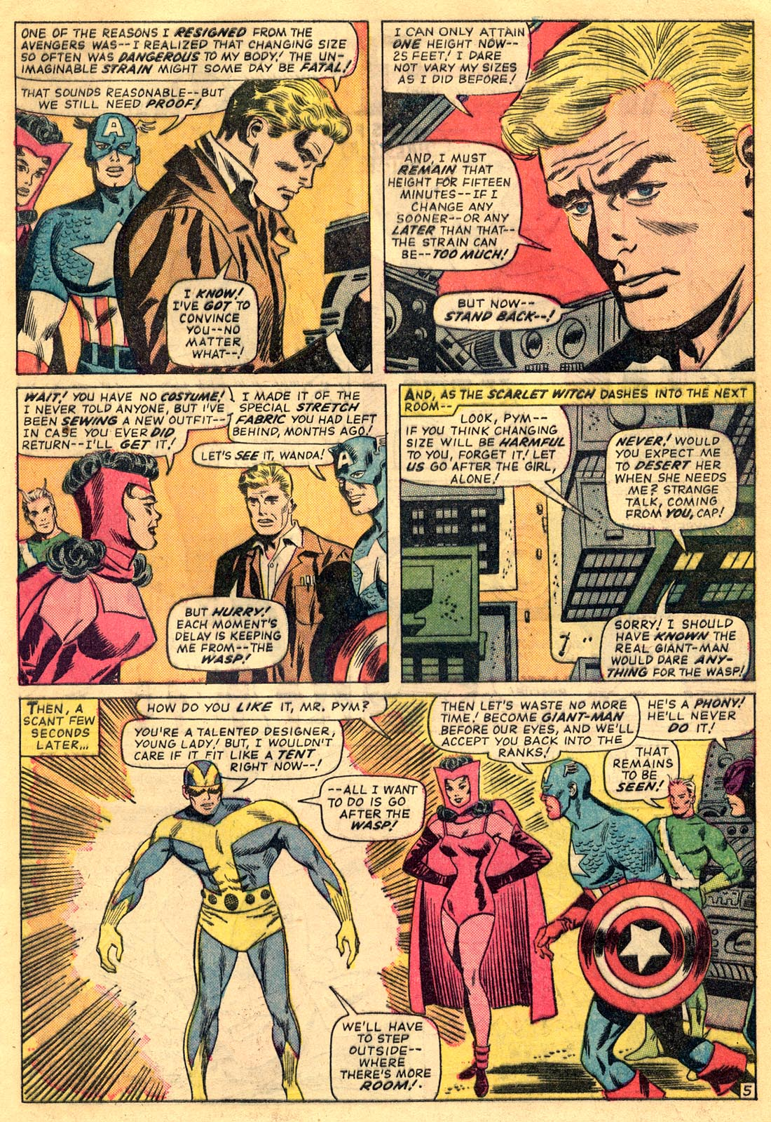 The Avengers (1963) 28 Page 8