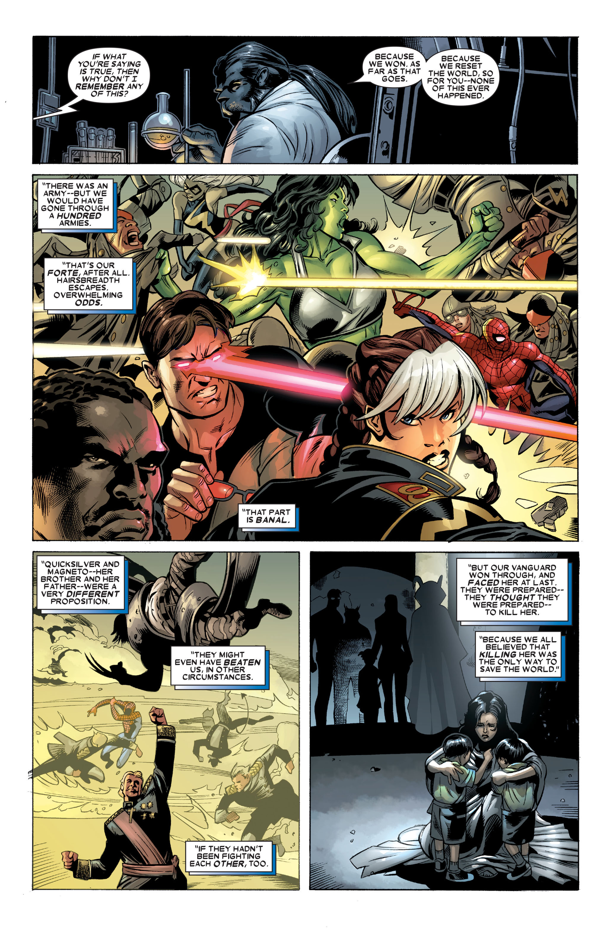 X-Men (1991) 200 Page 37