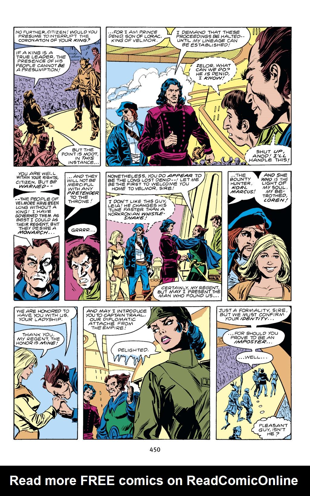 Read online Star Wars Omnibus comic -  Issue # Vol. 14 - 443