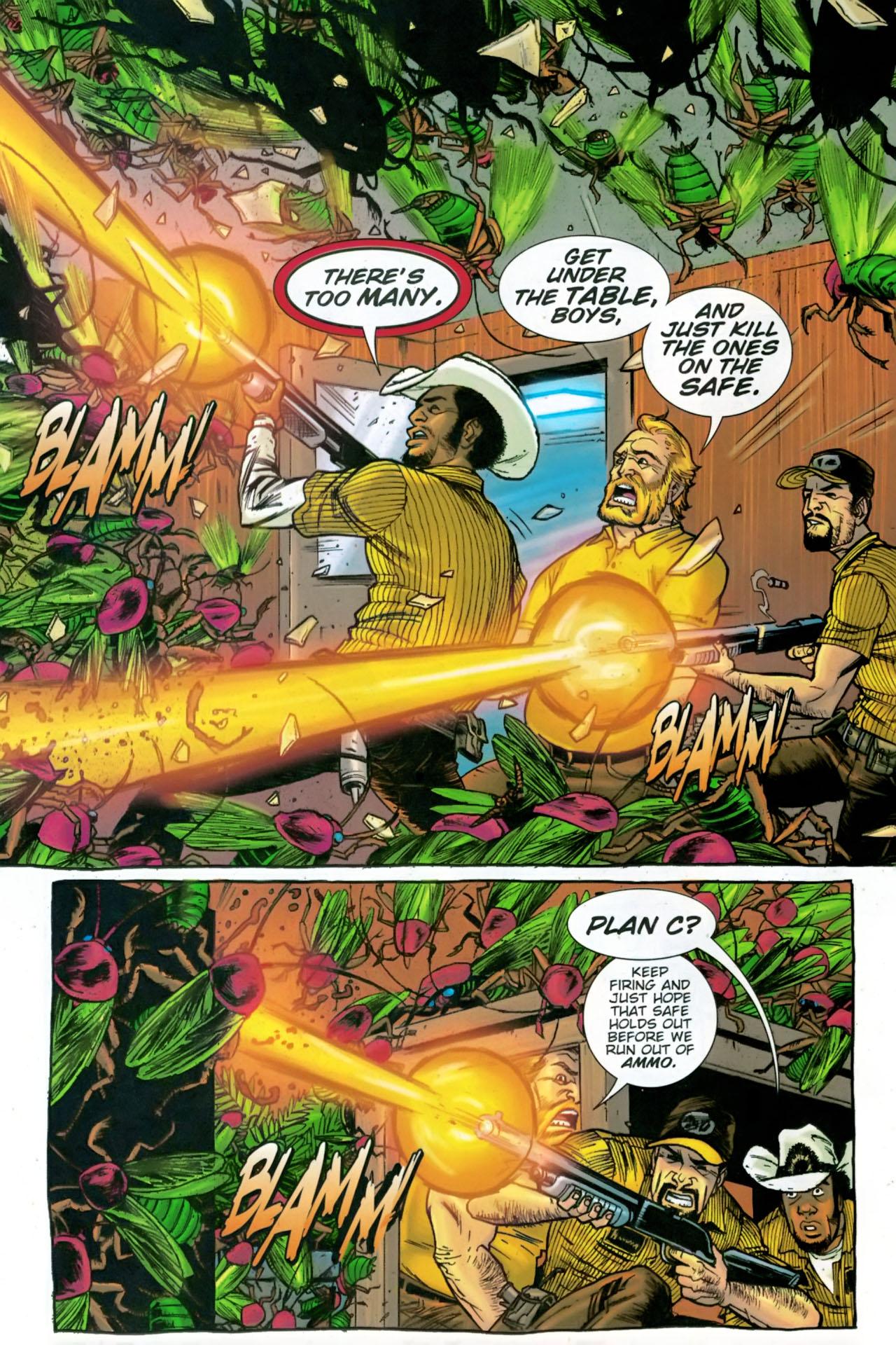 Read online The Exterminators comic -  Issue #28 - 20