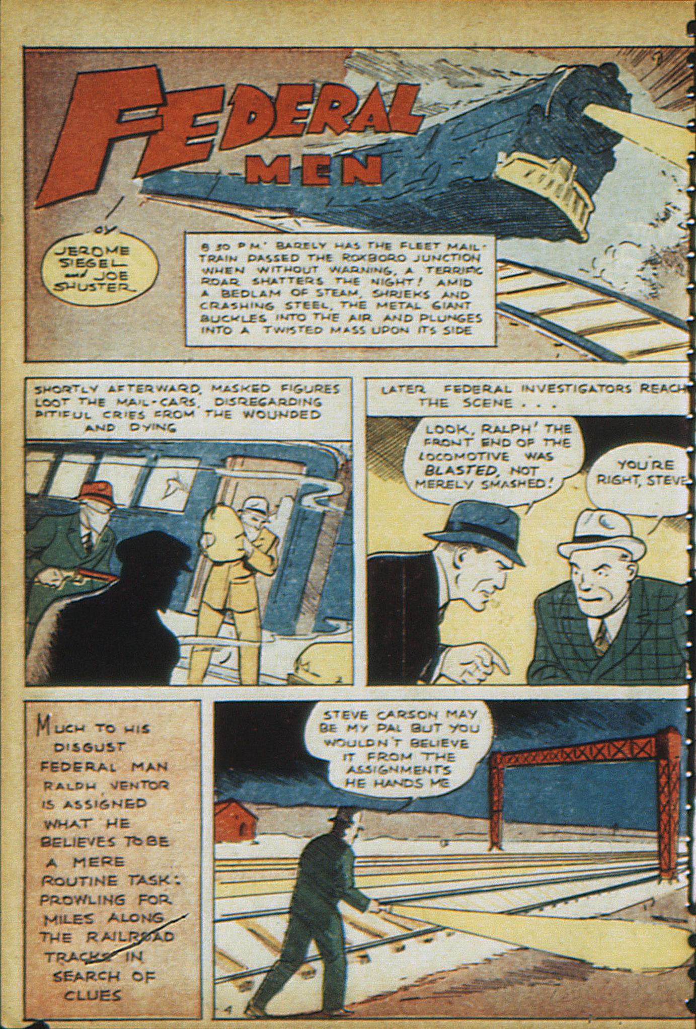 Read online Adventure Comics (1938) comic -  Issue #18 - 63