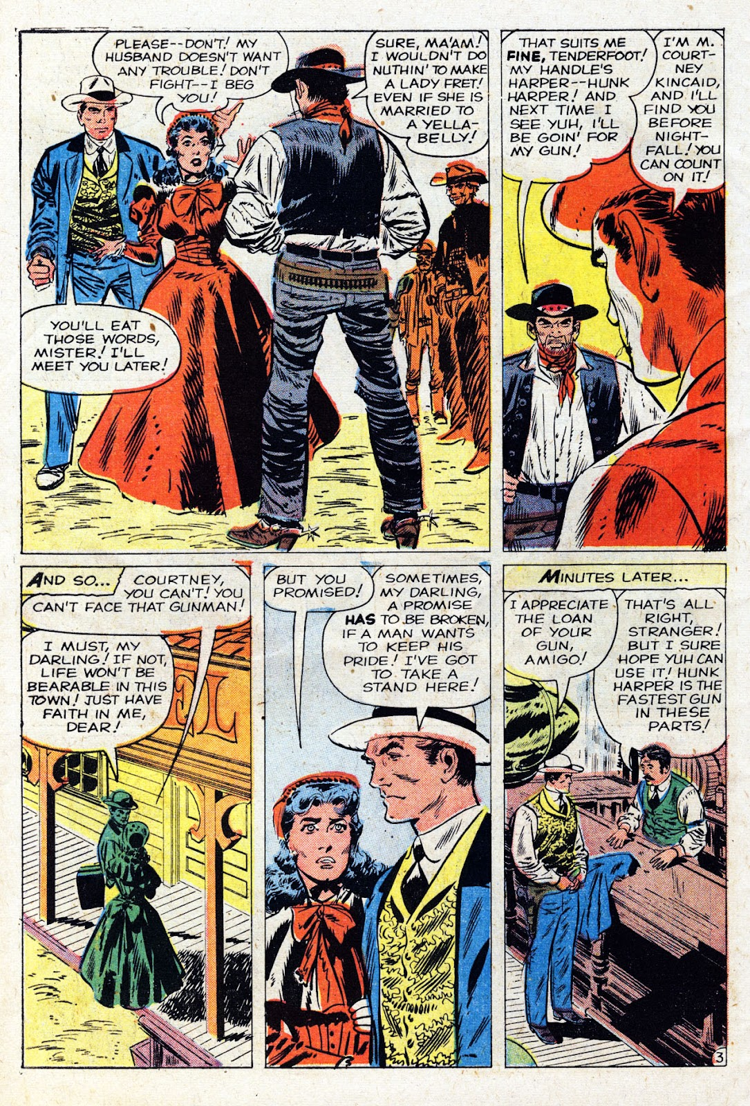 Gunsmoke Western issue 61 - Page 30