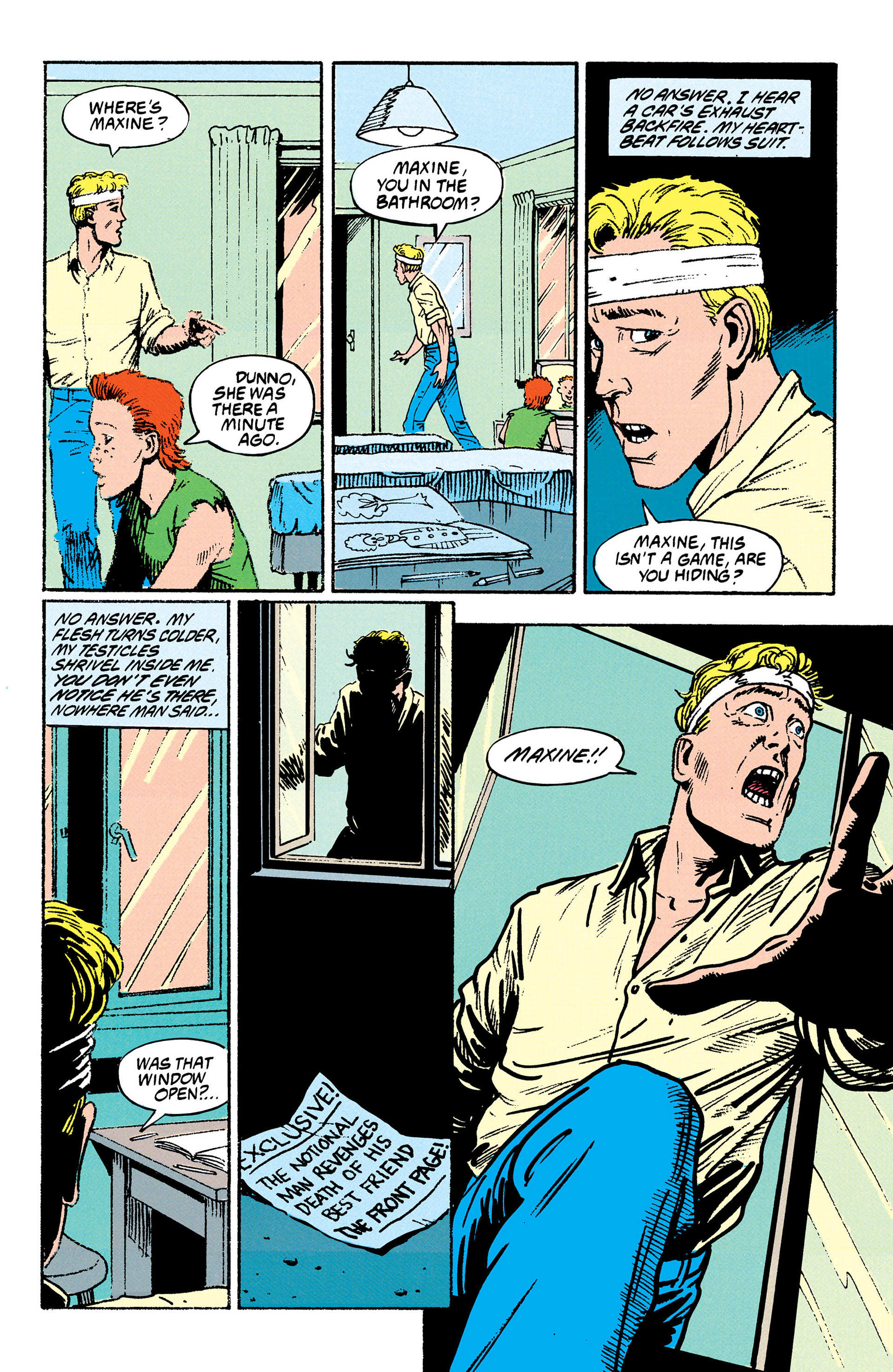 Read online Animal Man (1988) comic -  Issue #29 - 15