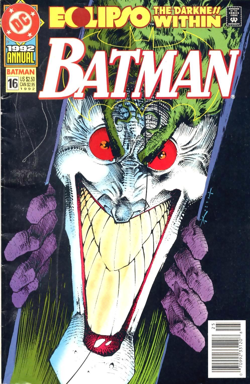 Batman (1940) _Annual_16 Page 1