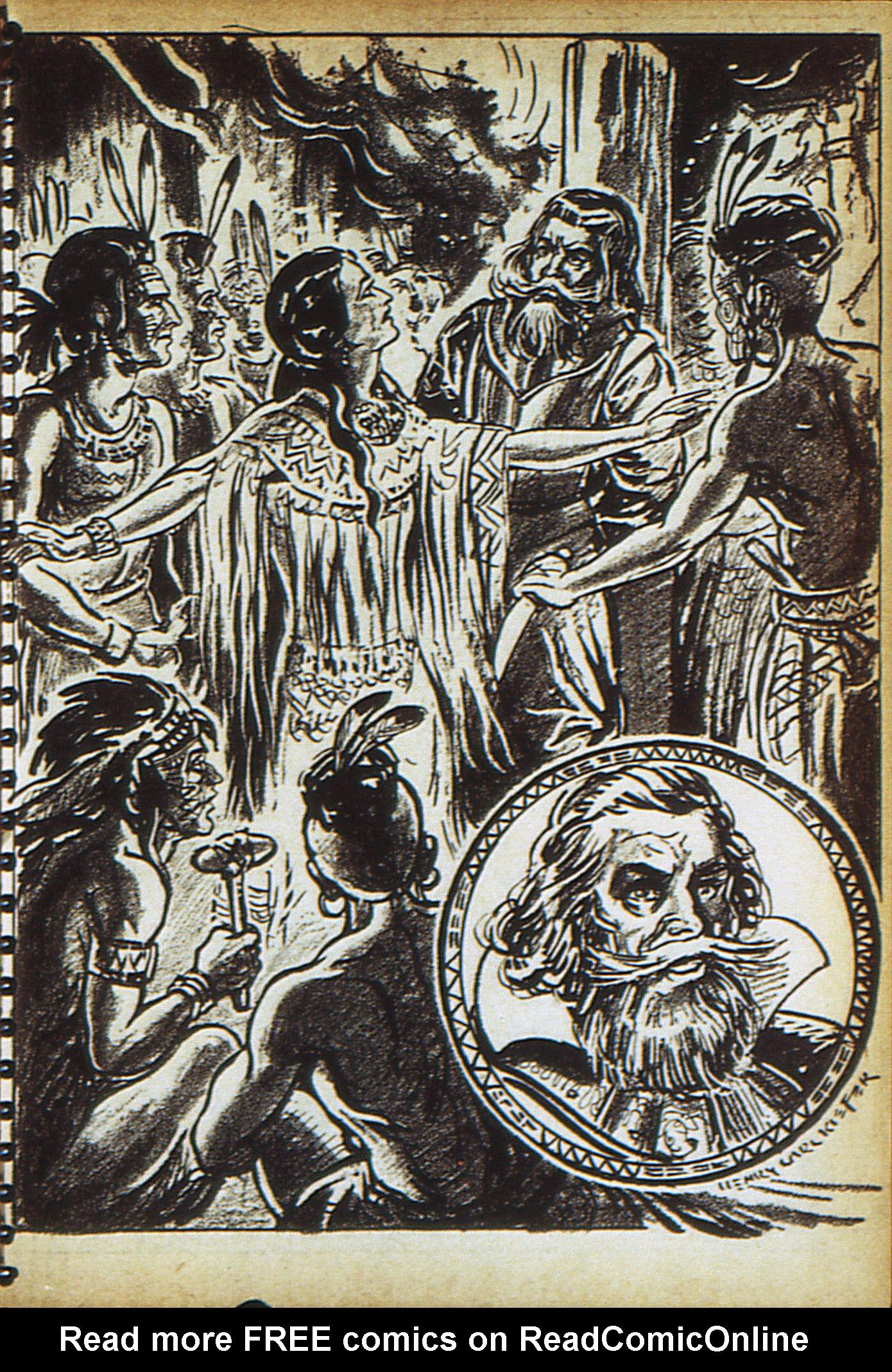 Read online Adventure Comics (1938) comic -  Issue #18 - 46