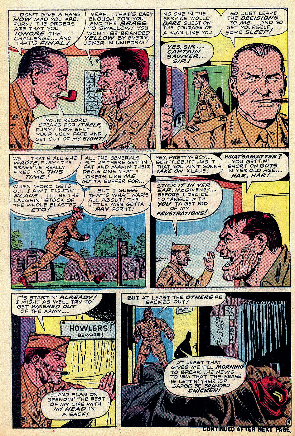 Read online Sgt. Fury comic -  Issue #59 - 14