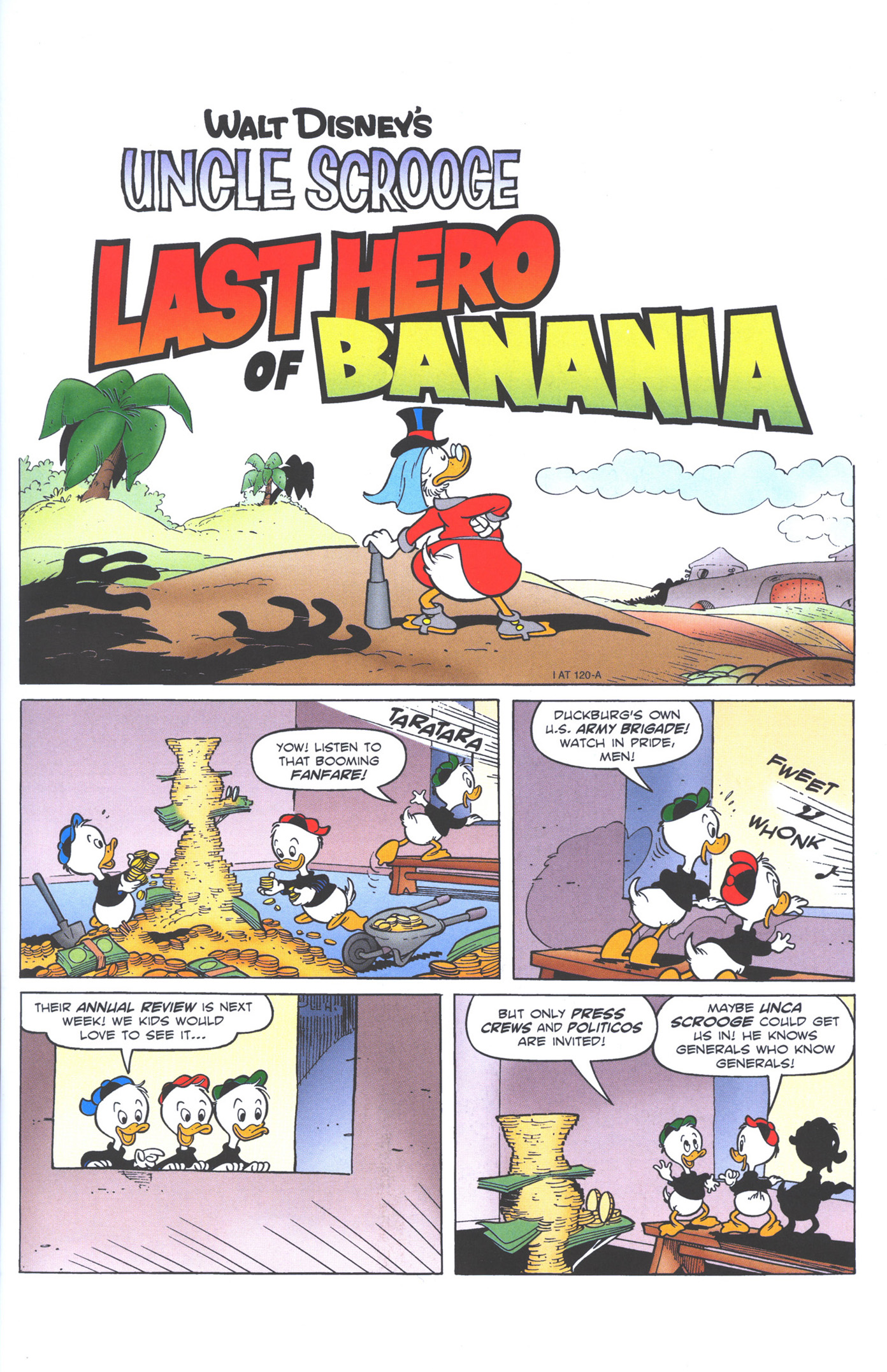 Read online Uncle Scrooge (1953) comic -  Issue #373 - 3