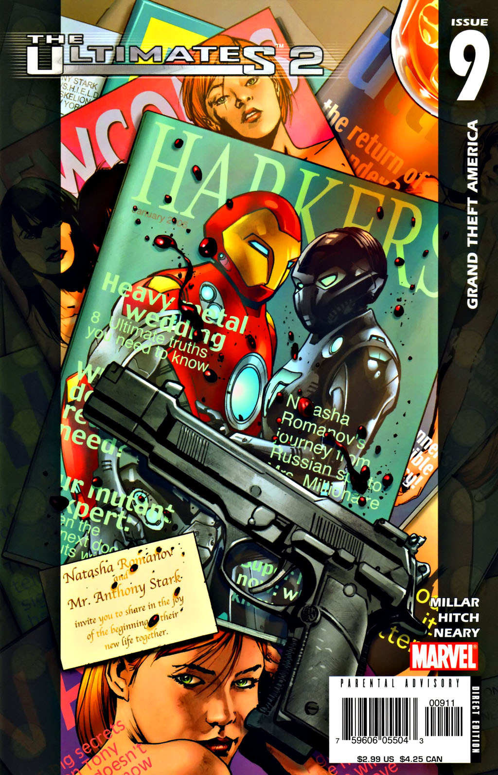 Read online Ultimates 2 comic -  Issue #9 - 2