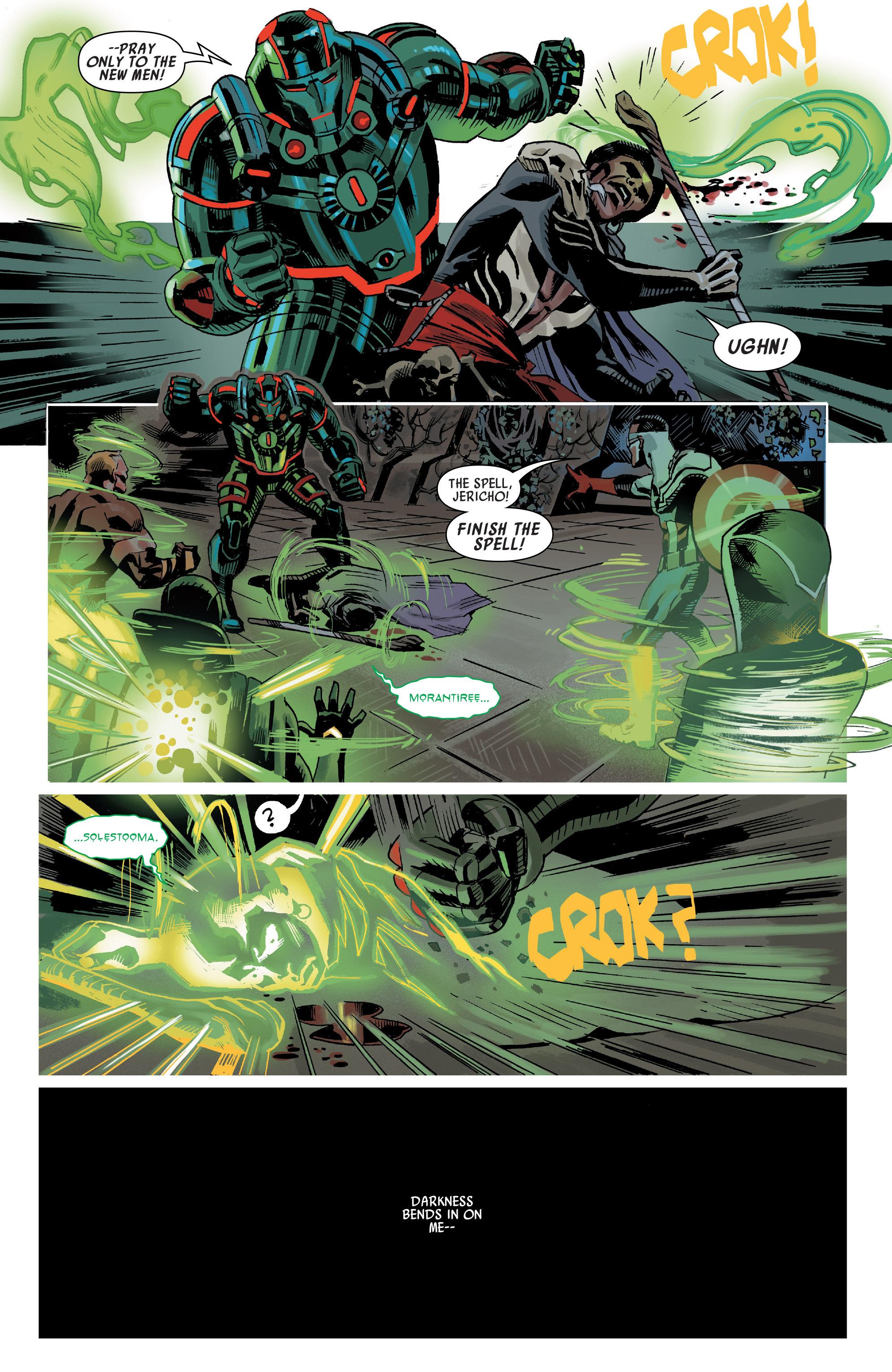 Read online Uncanny Avengers [I] comic -  Issue #1 - 14