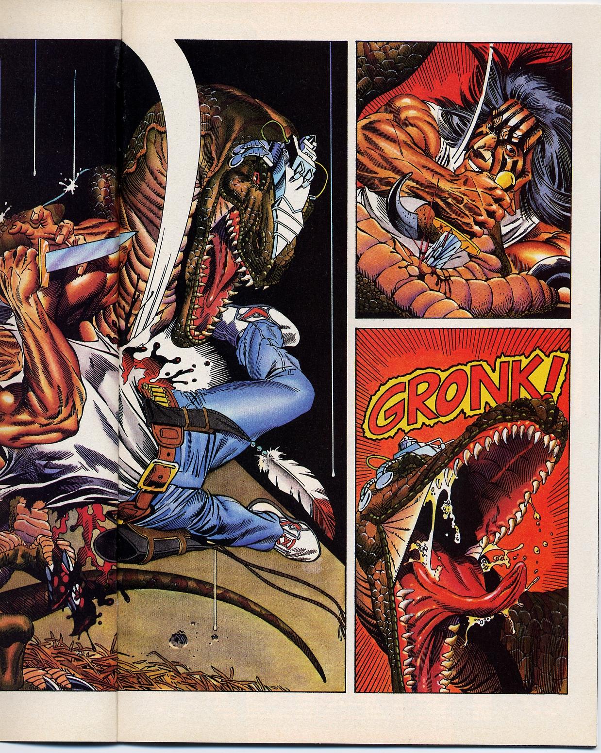 Read online Turok, Dinosaur Hunter (1993) comic -  Issue #12 - 5