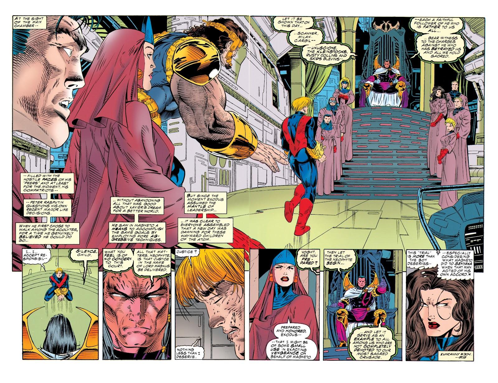 Uncanny X-Men (1963) issue 315 - Page 10