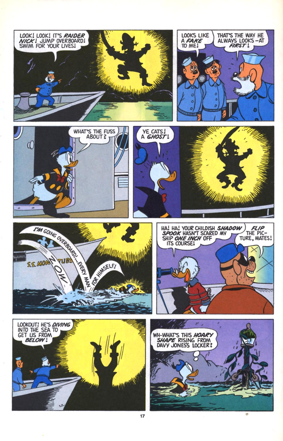 Read online Uncle Scrooge (1953) comic -  Issue #280 - 18