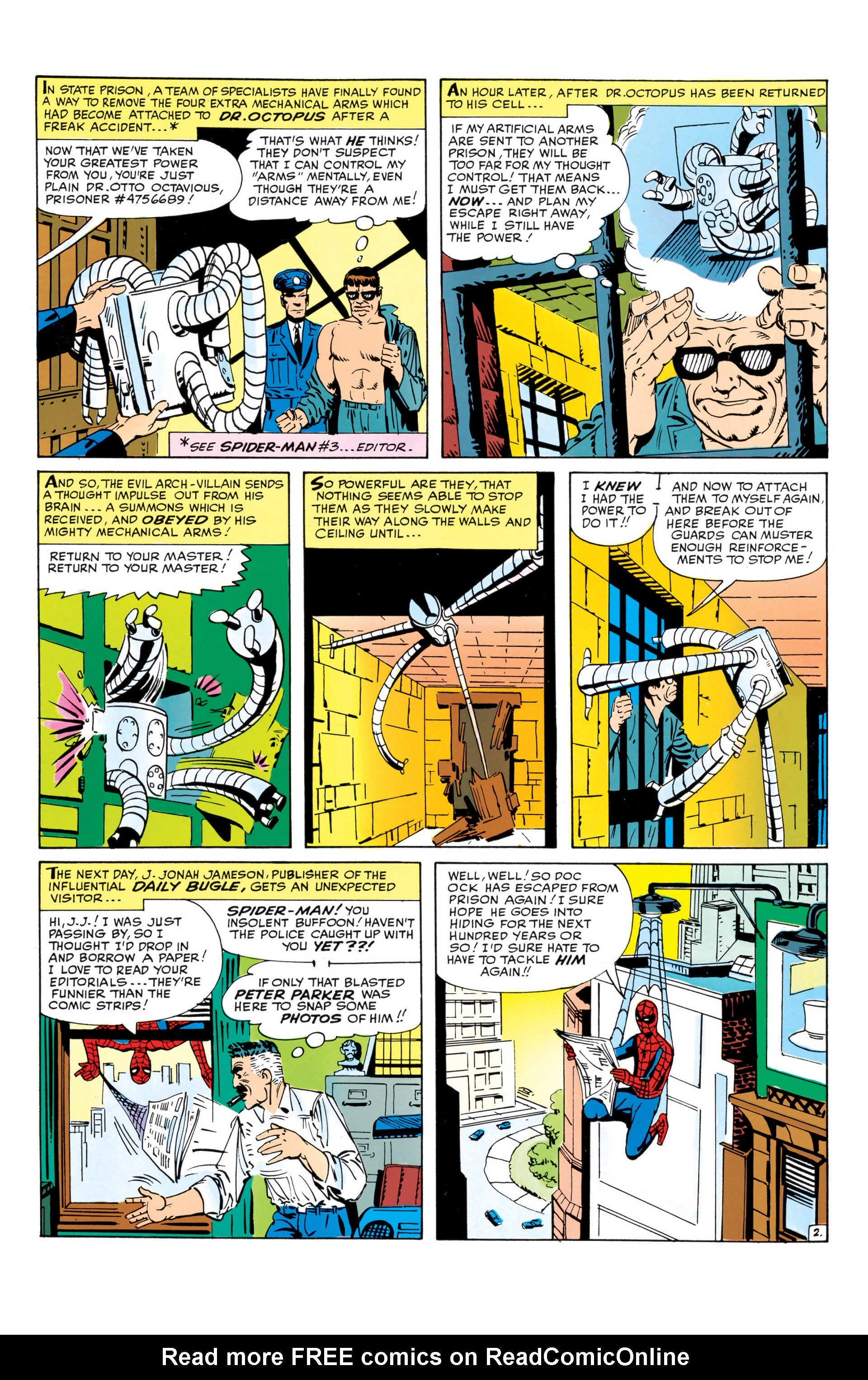 The Amazing Spider-Man (1963) _Annual_1 Page 2