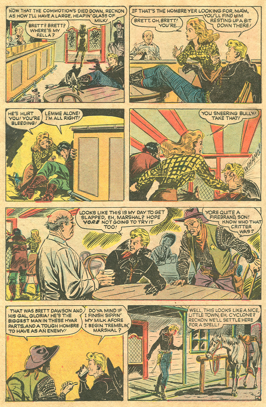 Read online Two-Gun Kid comic -  Issue #1 - 6