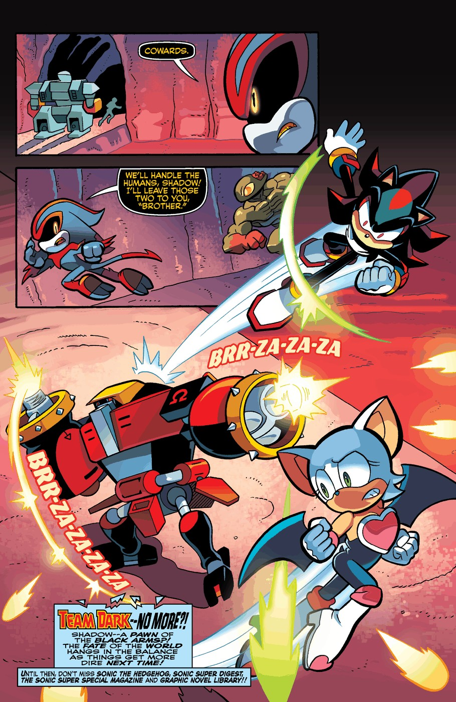 Read online Sonic Universe comic -  Issue #60 - 23