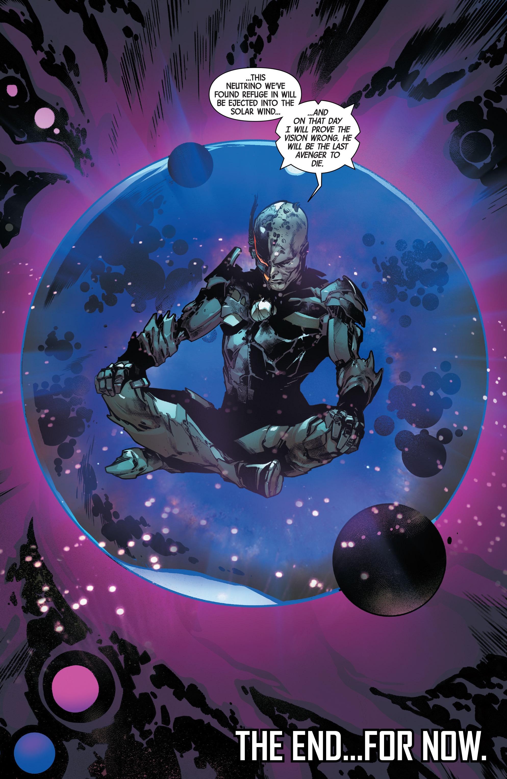 Read online Uncanny Avengers [II] comic -  Issue #12 - 22