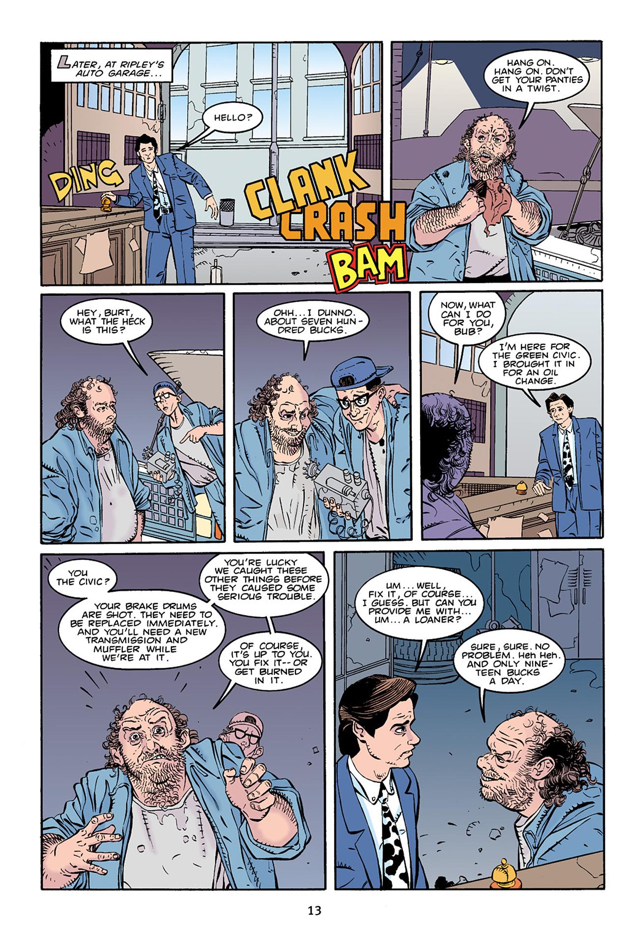 Read online Adventures Of The Mask Omnibus comic -  Issue #Adventures Of The Mask Omnibus Full - 13