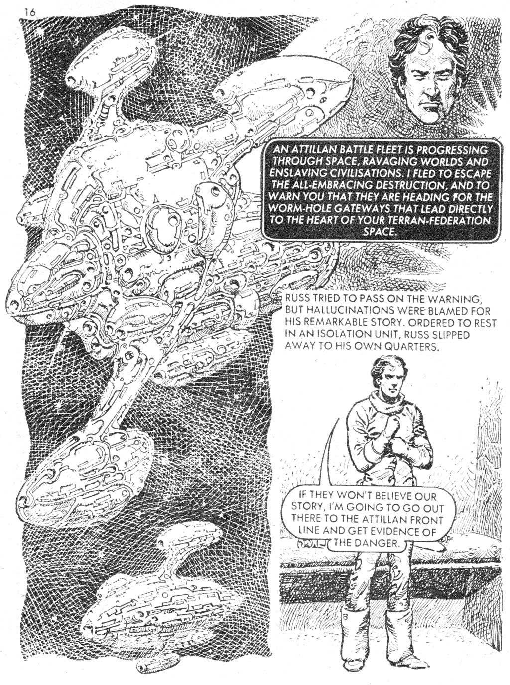 Starblazer issue 87 - Page 16