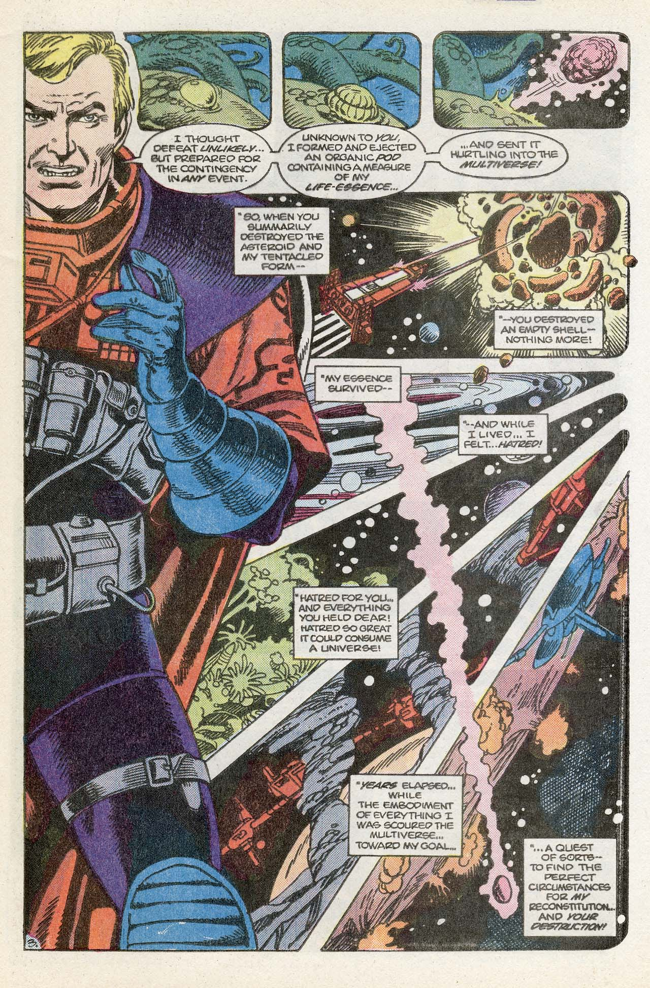 Read online Atari Force (1984) comic -  Issue #13 - 5