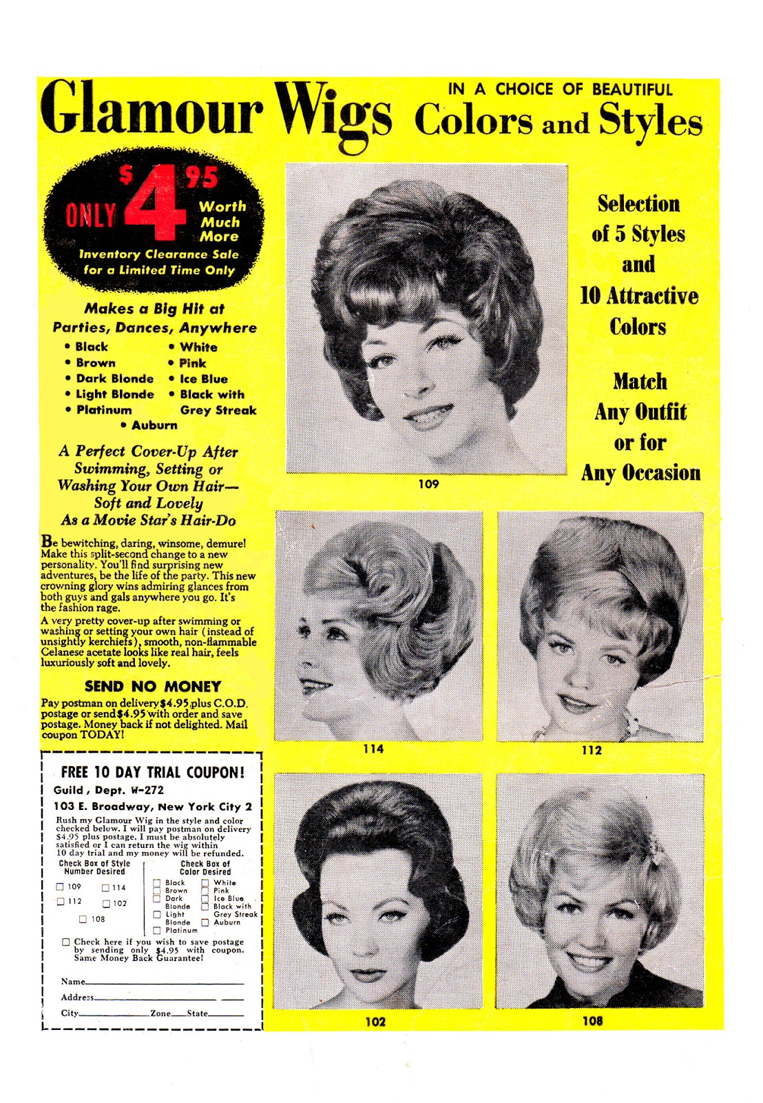 Read online Millie the Model comic -  Issue # Annual 3 - 76