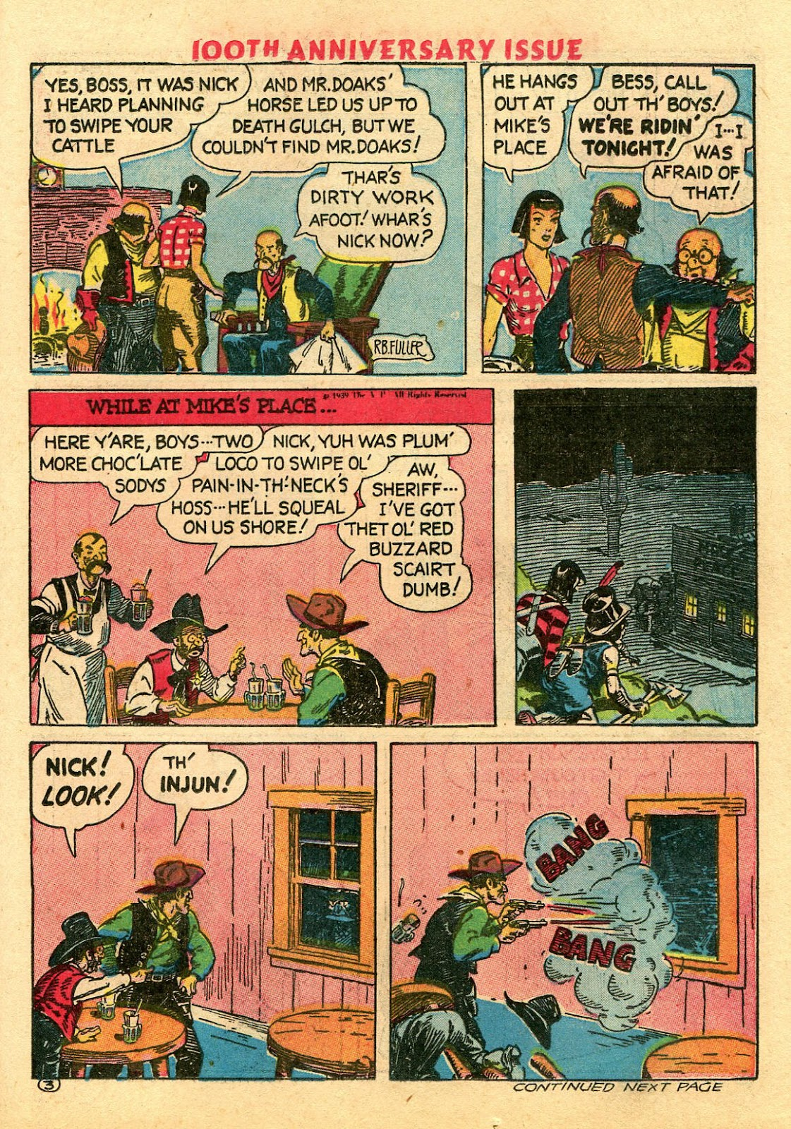 Read online Famous Funnies comic -  Issue #100 - 45