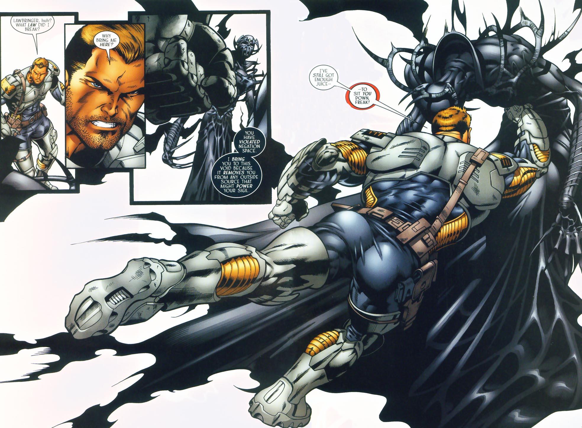 Read online Sigil (2000) comic -  Issue #37 - 8