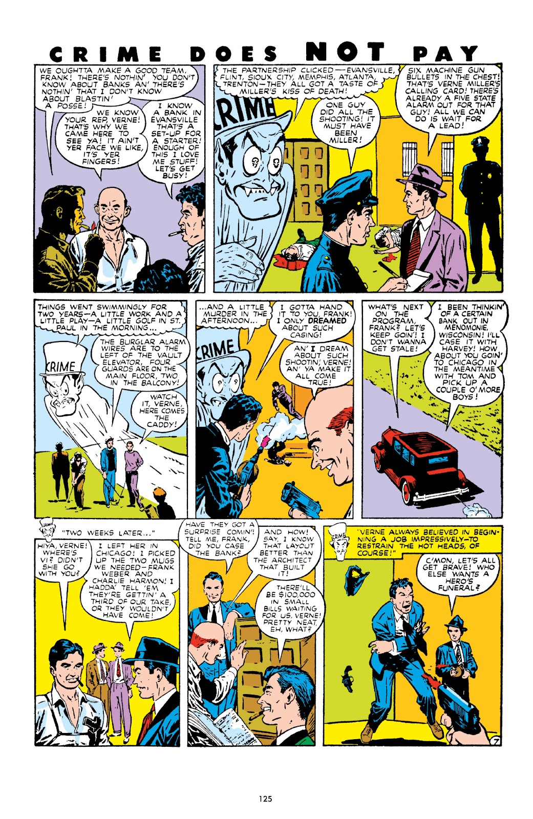 Read online Crime Does Not Pay Archives comic -  Issue # TPB 10 (Part 2) - 26