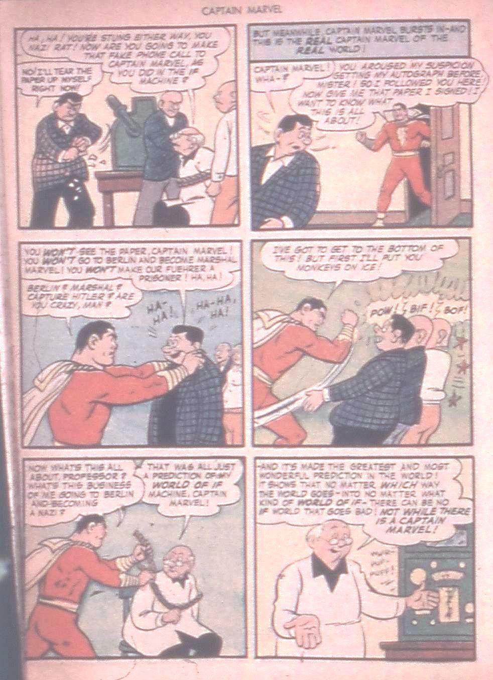 Captain Marvel Adventures issue 42 - Page 28