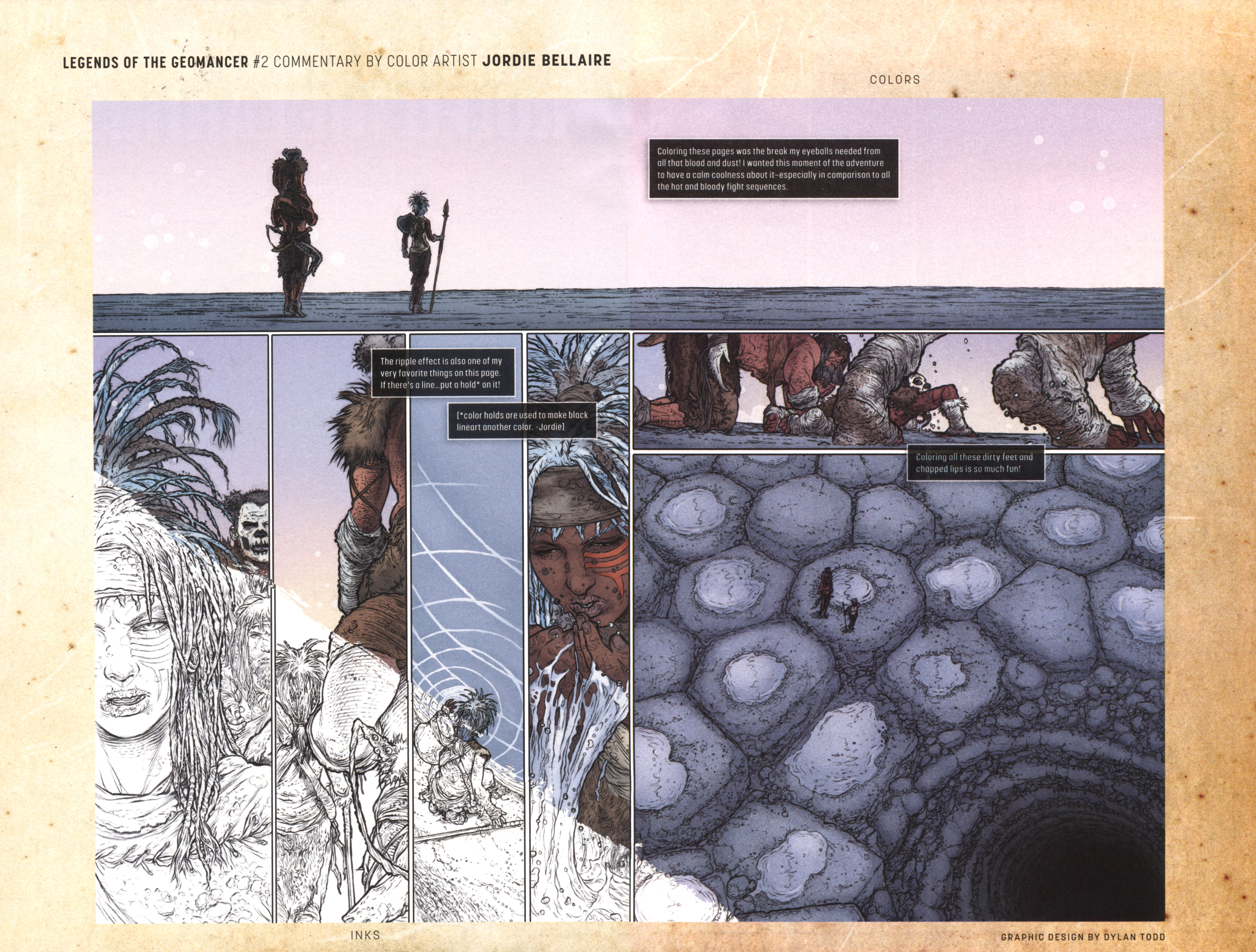 Read online Book of Death: Legends of the Geomancer comic -  Issue #2 - 20