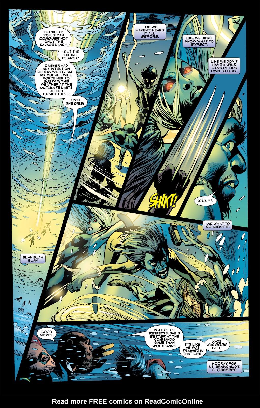 Uncanny X-Men (1963) issue 459 - Page 18