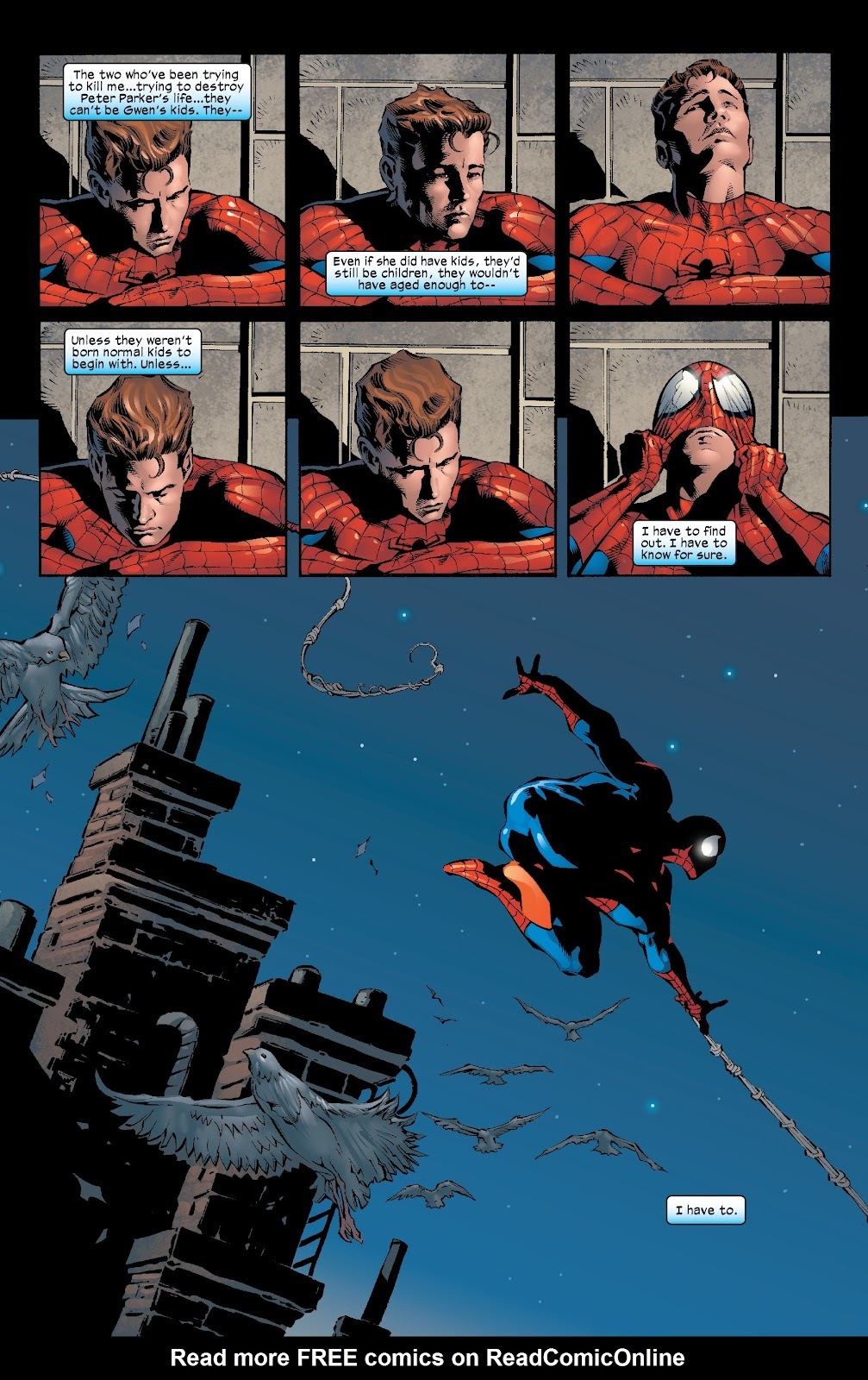 The Amazing Spider-Man by JMS Ultimate Collection issue TPB 3 (Part 2) - Page 87