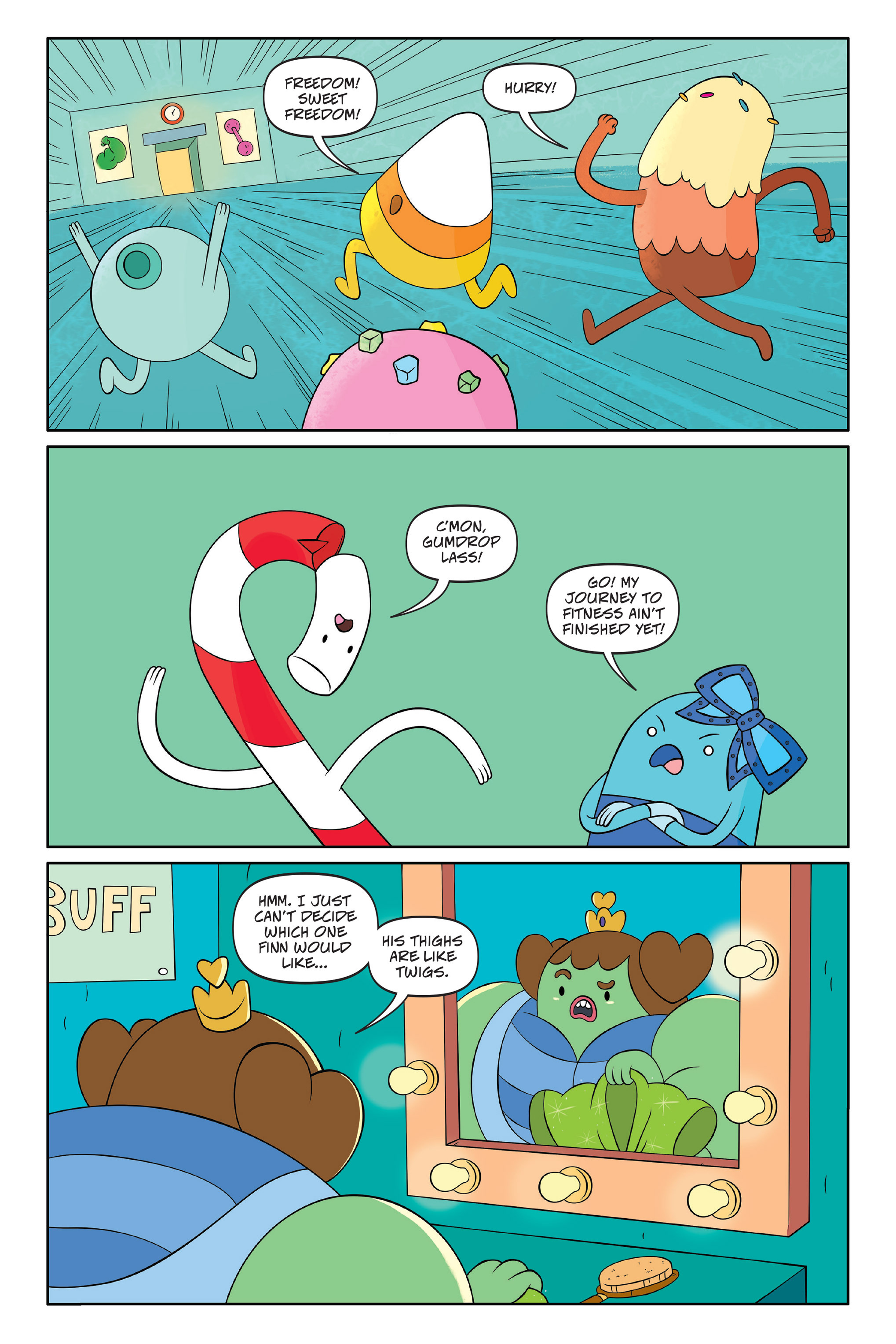 Read online Adventure Time comic -  Issue #Adventure Time _TPB 7 - 45