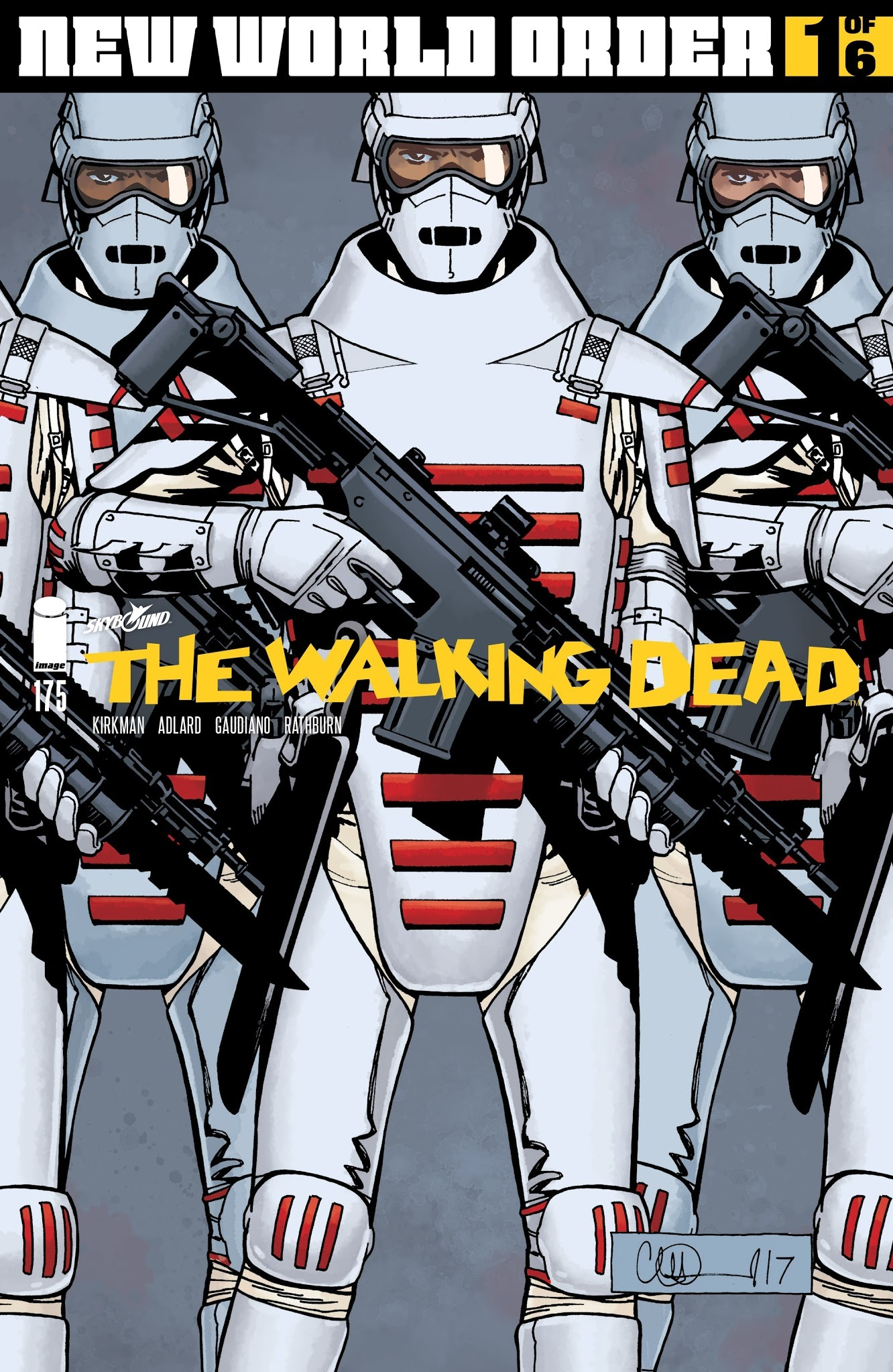 The Walking Dead 175 Page 1