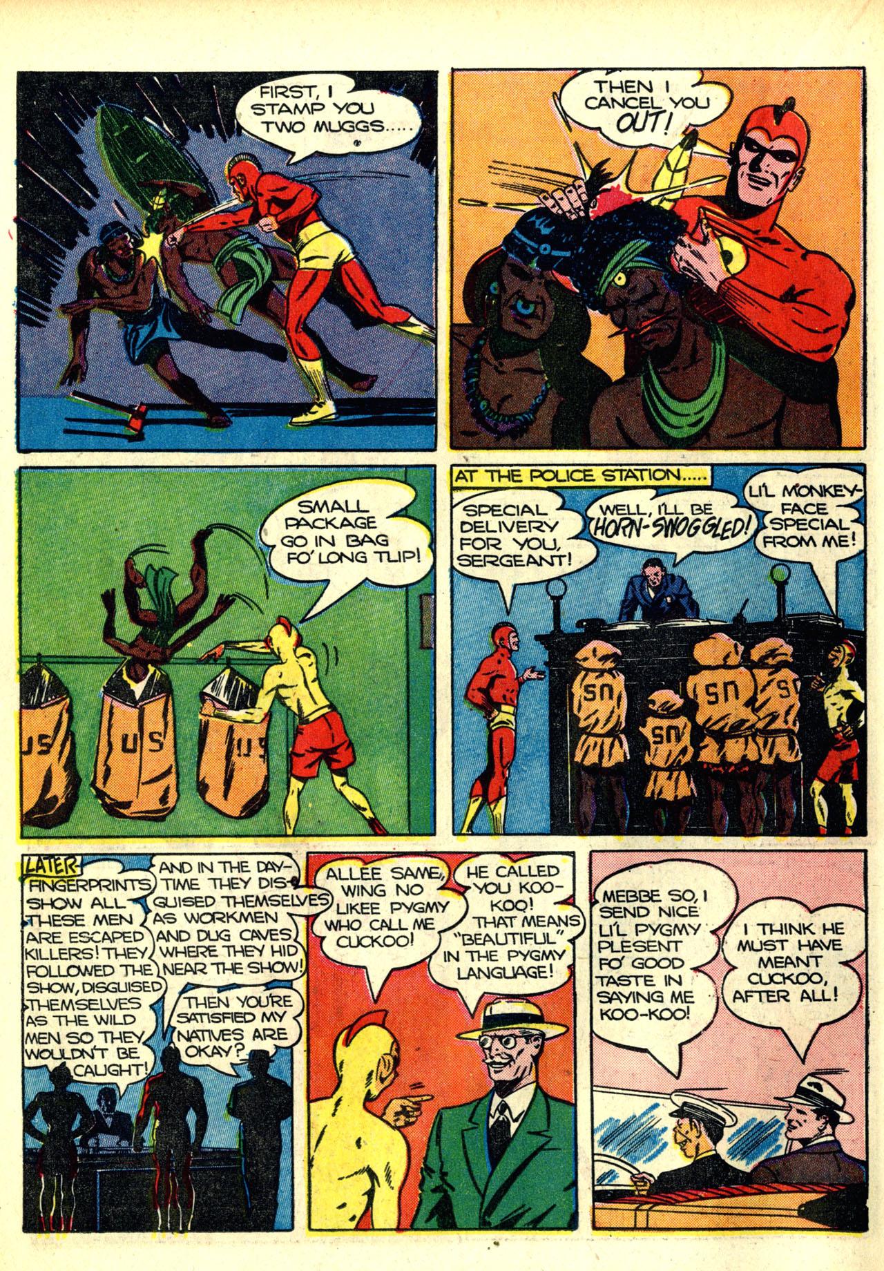 Detective Comics (1937) 64 Page 39
