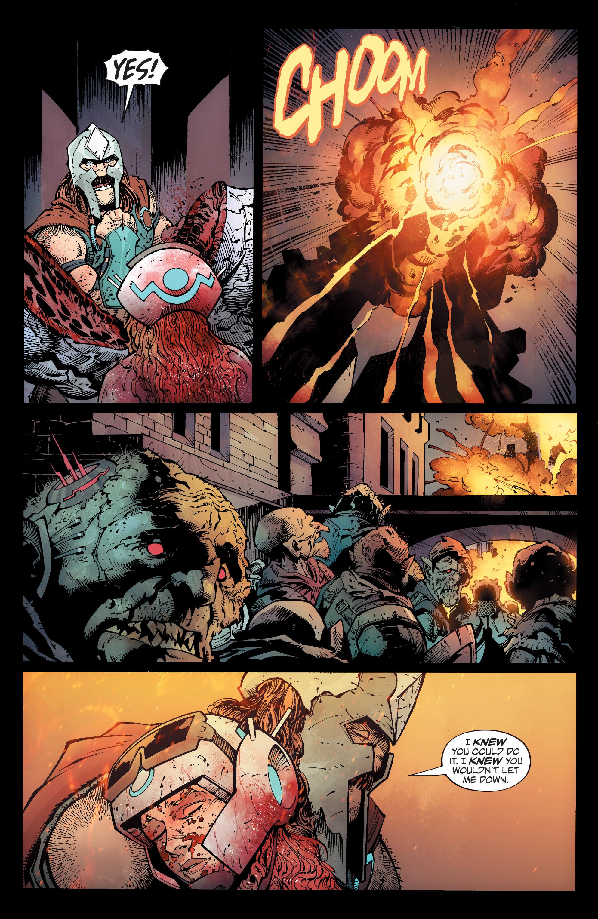 Read online Reborn comic -  Issue #6 - 28