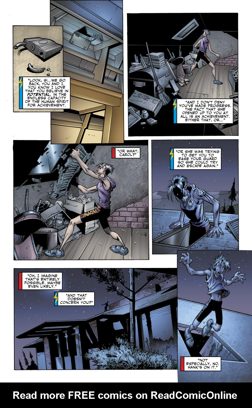 Read online Wonder Man (2007) comic -  Issue #2 - 13