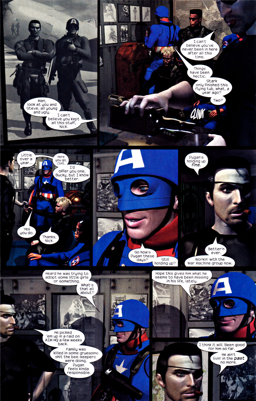 Read online U.S. War Machine 2.0 comic -  Issue #2 - 10