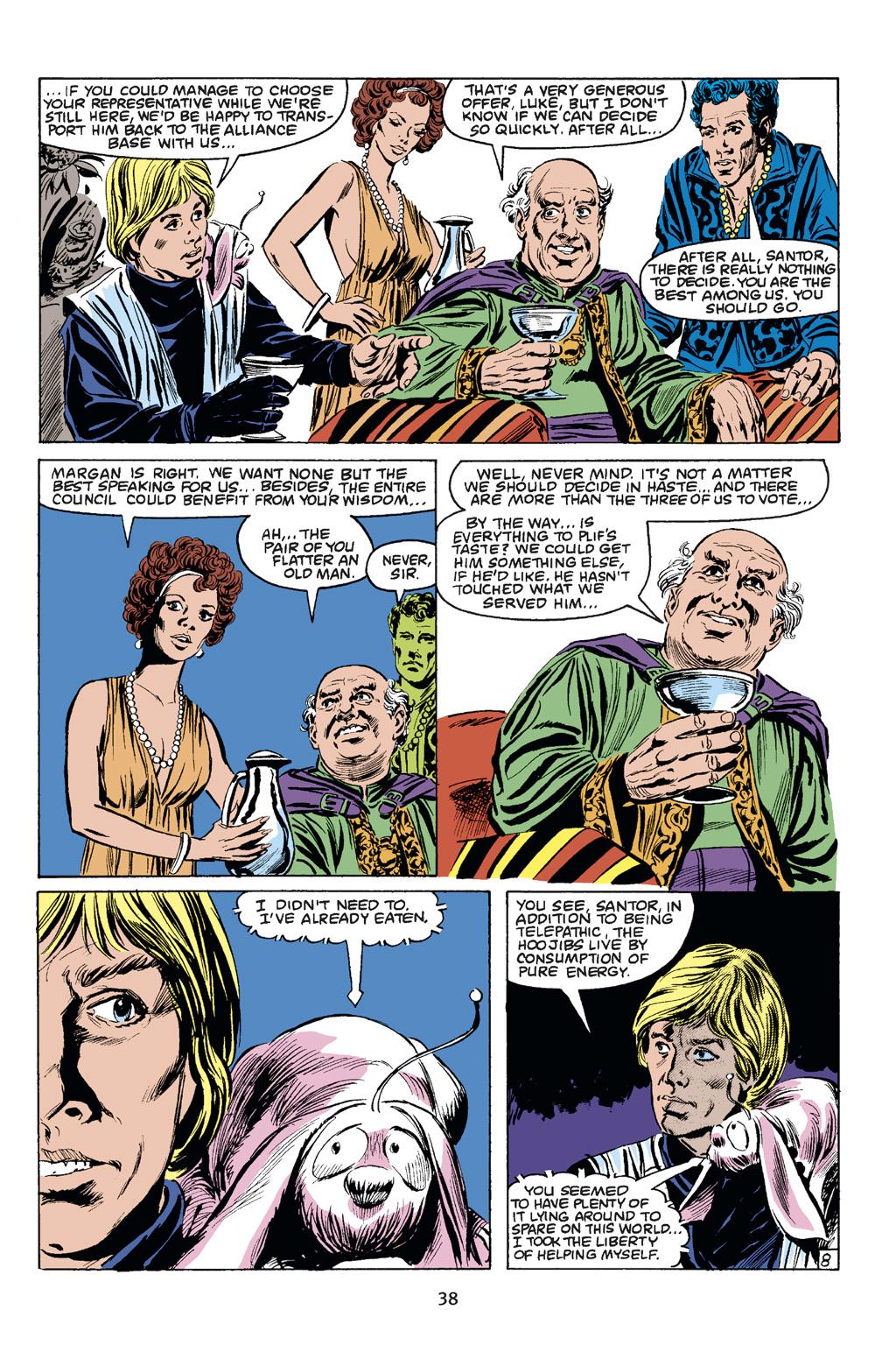 Read online Star Wars Omnibus comic -  Issue # Vol. 21 - 36